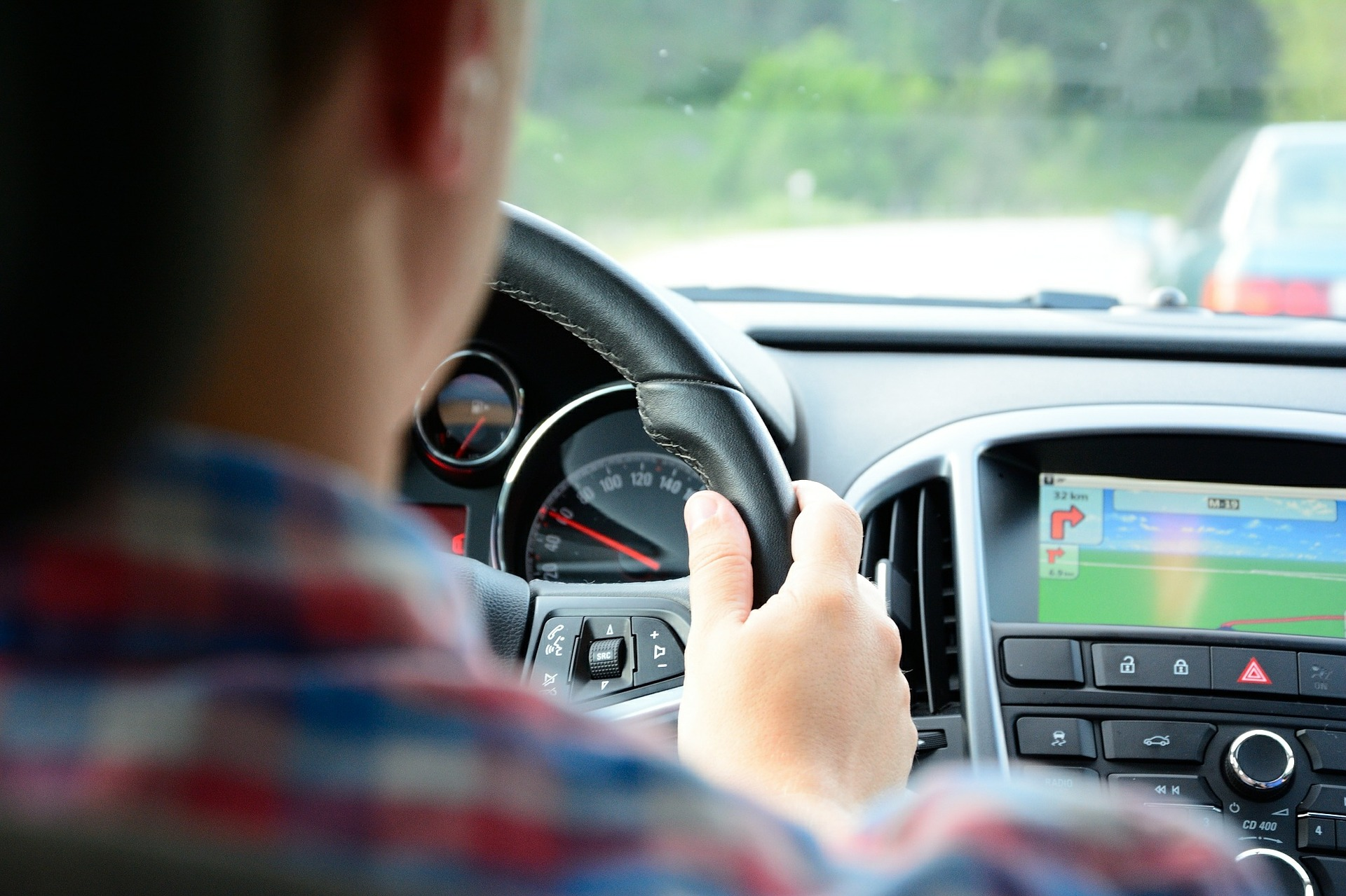 Detroit Distracted Driving Car Crash Lawyer