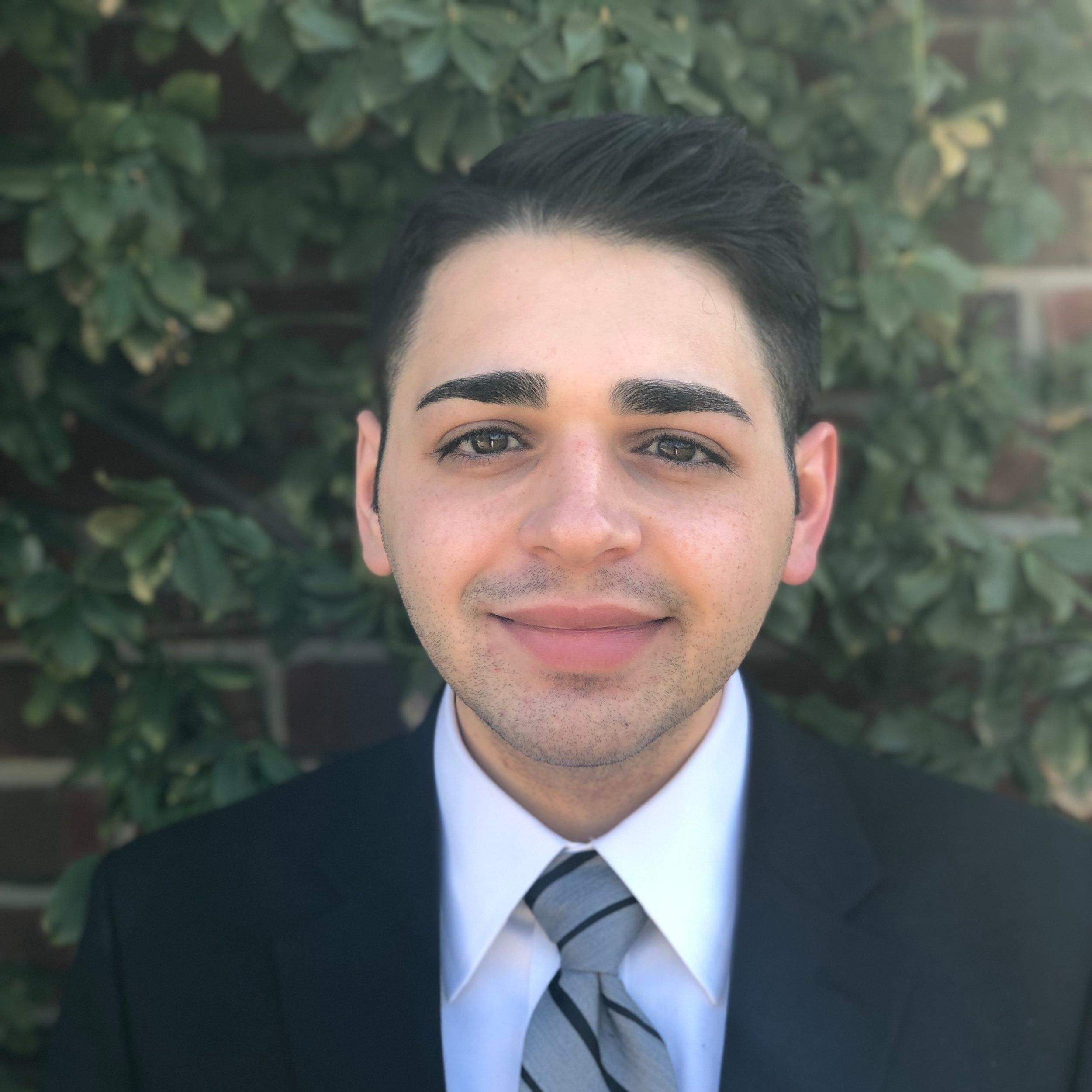 Joseph Mansour -  Legal Assistant