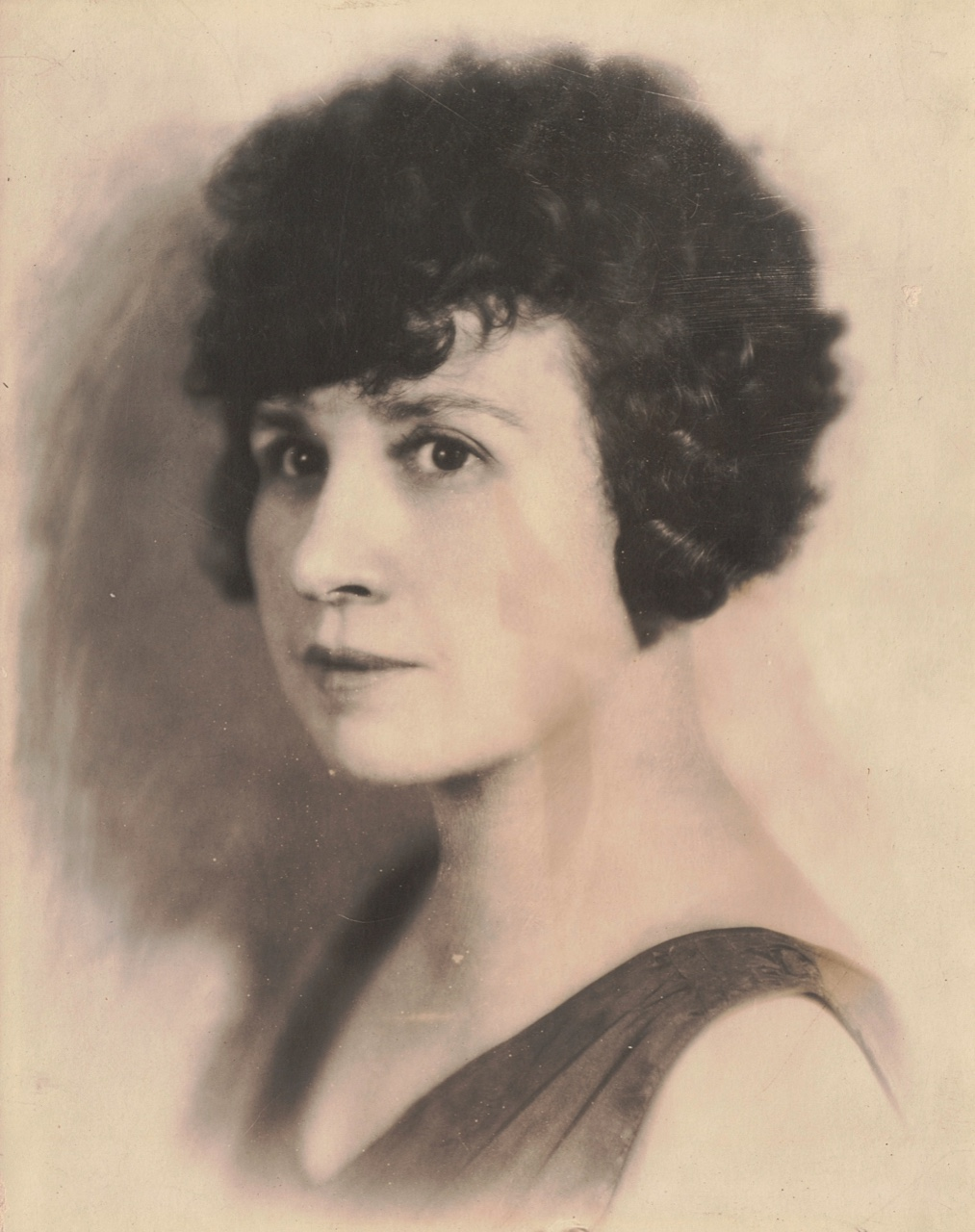 My Grandmother, Norma Carruth