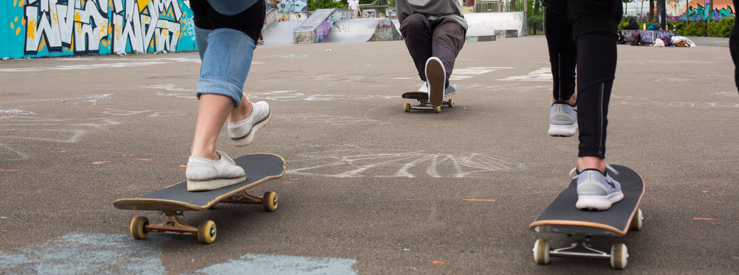 SkateboardlesSkateDays