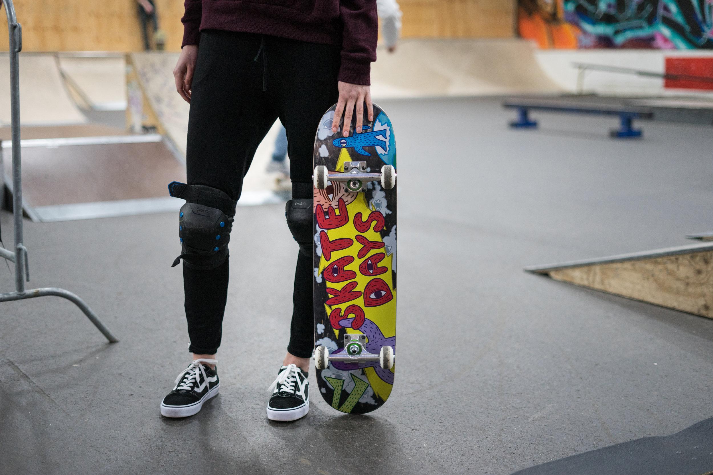 Skateboardschool Rotterdam Volwassenen
