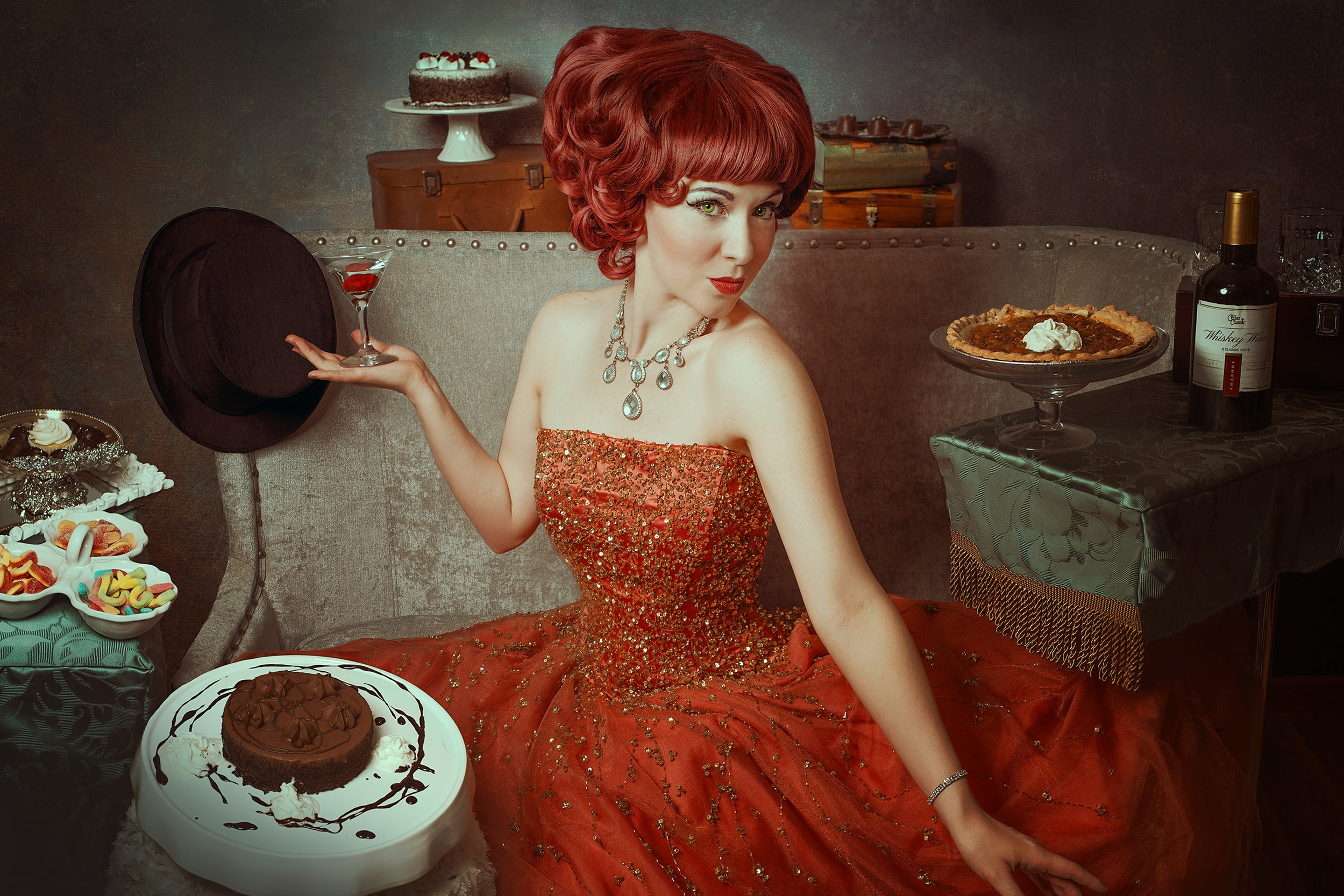 INDULGENCE with Lucy Darling - A Witty & Impossibly Decadent Magic Show