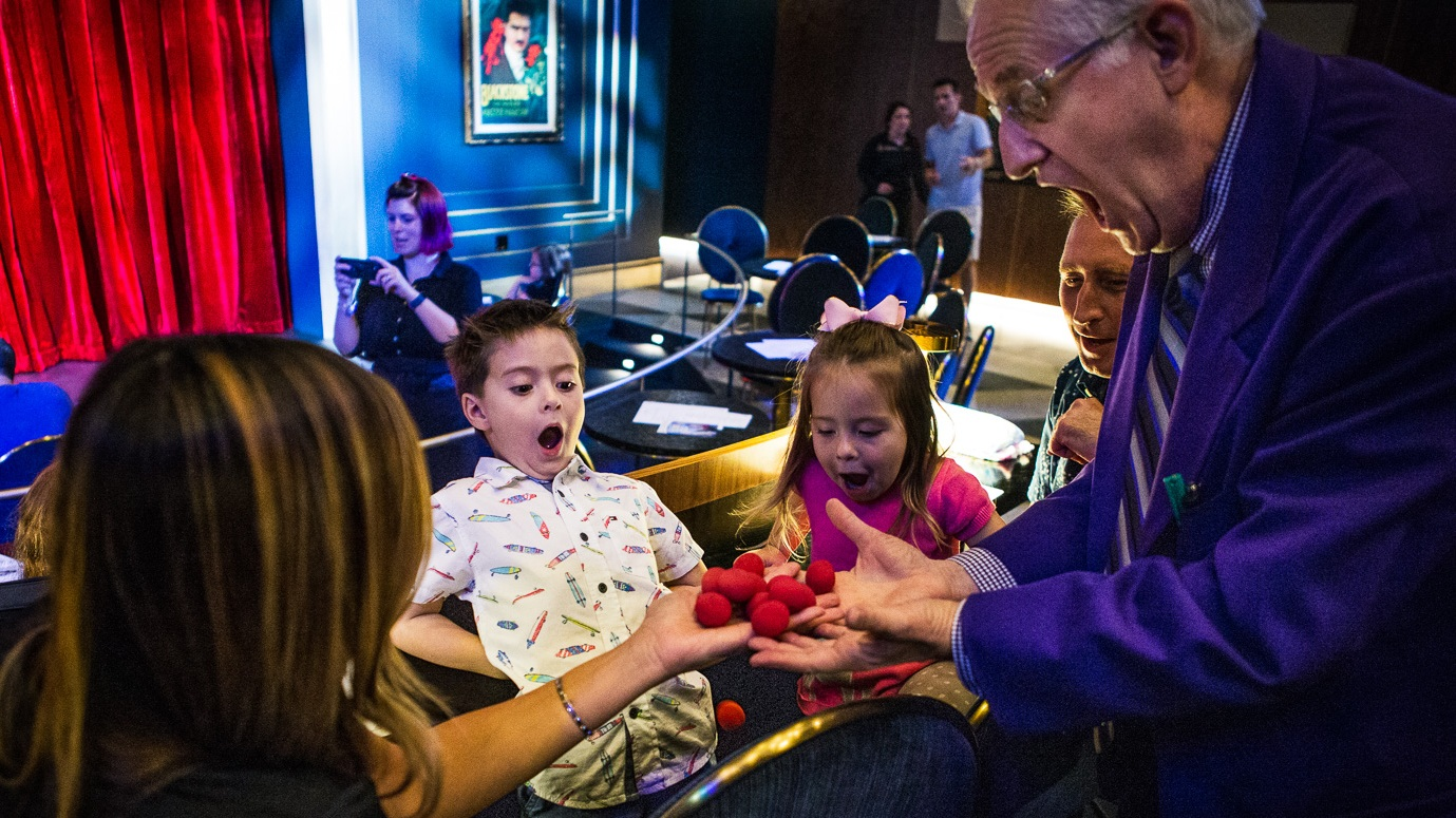 The Family Show: Labor Day Weekend - add magic to your long weekend plans