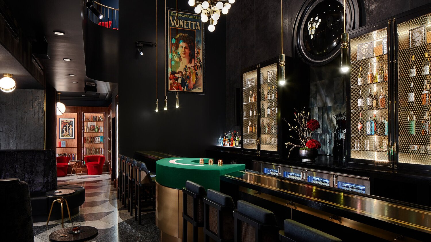 The Performance Bar - Intimate Cocktail Lounge, PErfect for Smaller Gatherings