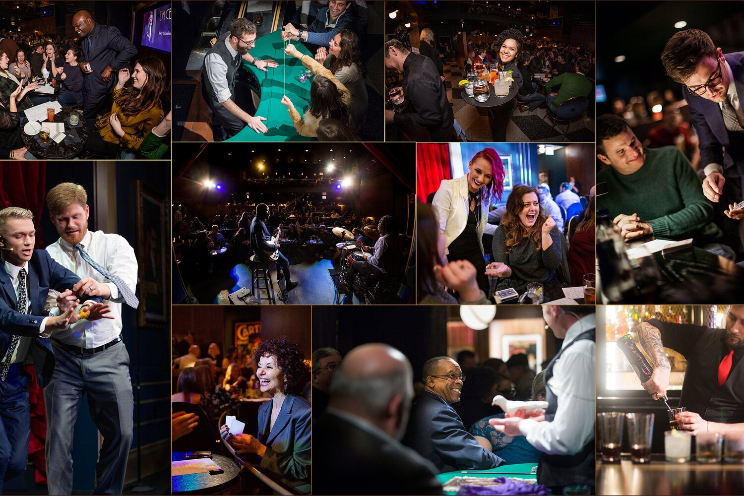PRivate Events - MAke your next event magical