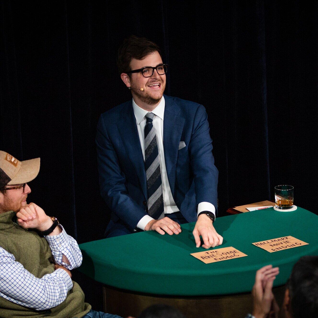 Ryan Plunkett - Thursday - Saturday Nights