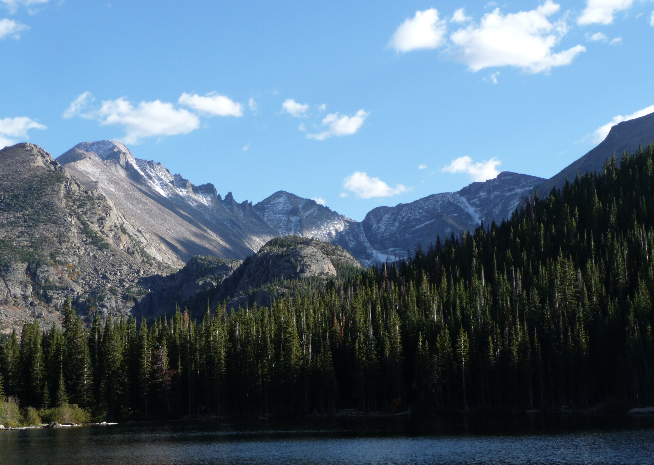 Rocky Mountain National Park has benefited from the Land and Water Conservation Fund.