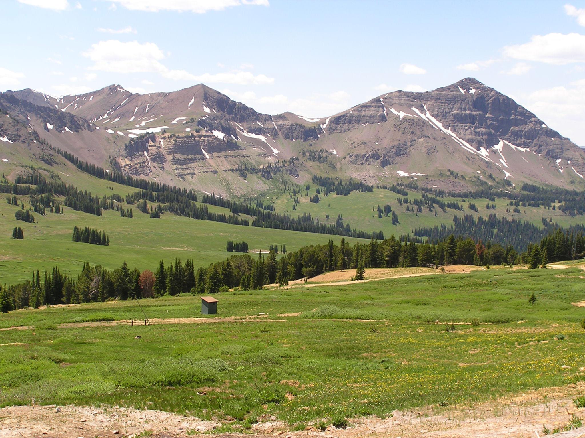 Gallatin National Forest. Photo credit: USDA, via flickr