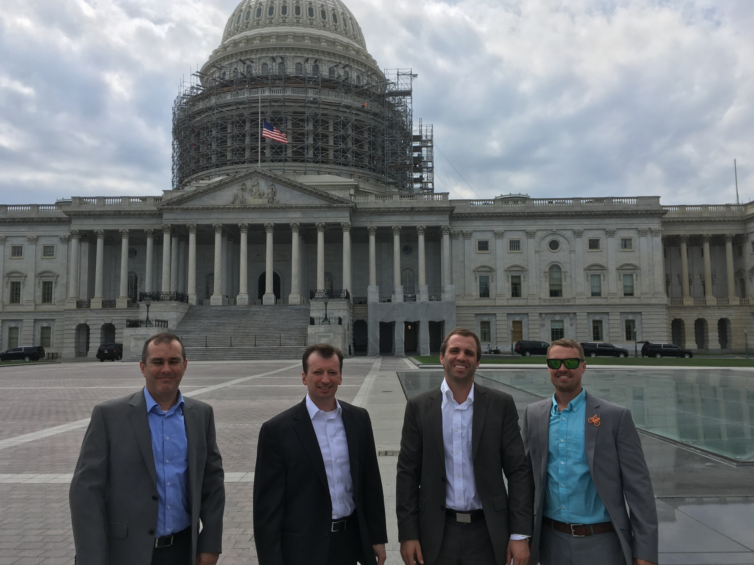 Outdoor Alliance was joined by advocates from Tennessee, Pennsylvania, Massachusetts, New York, and Virginia, to discuss the future of public lands with eastern lawmakers.