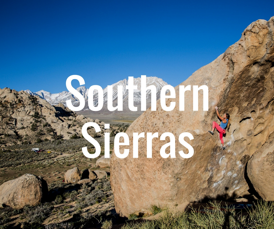 Together, the Inyo, Sierra, and Sequoia National Forests cover nearly 4.6 million acres of public land in the Southern Sierra, including Mount Whitney, the highest peak in the contiguous United States, the Kern River, the Needles climbing area, the Buttermilks, and some of the wildest, most dramatic sections of the world-famous Pacific Crest Trail.