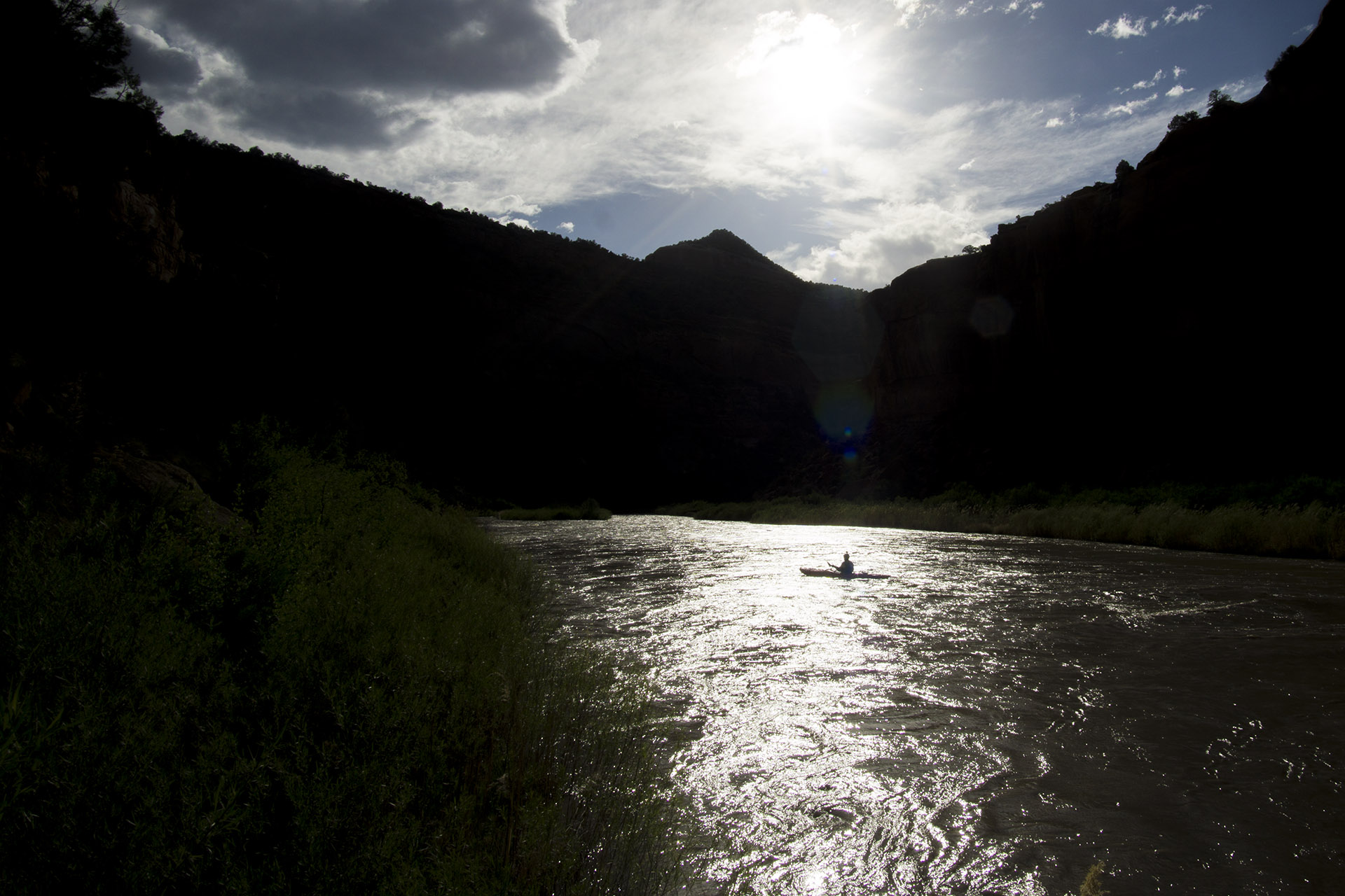 Paddlers love rivers, and we protect what we love. | | Image Evan Stafford – American Whitewater Communications Director