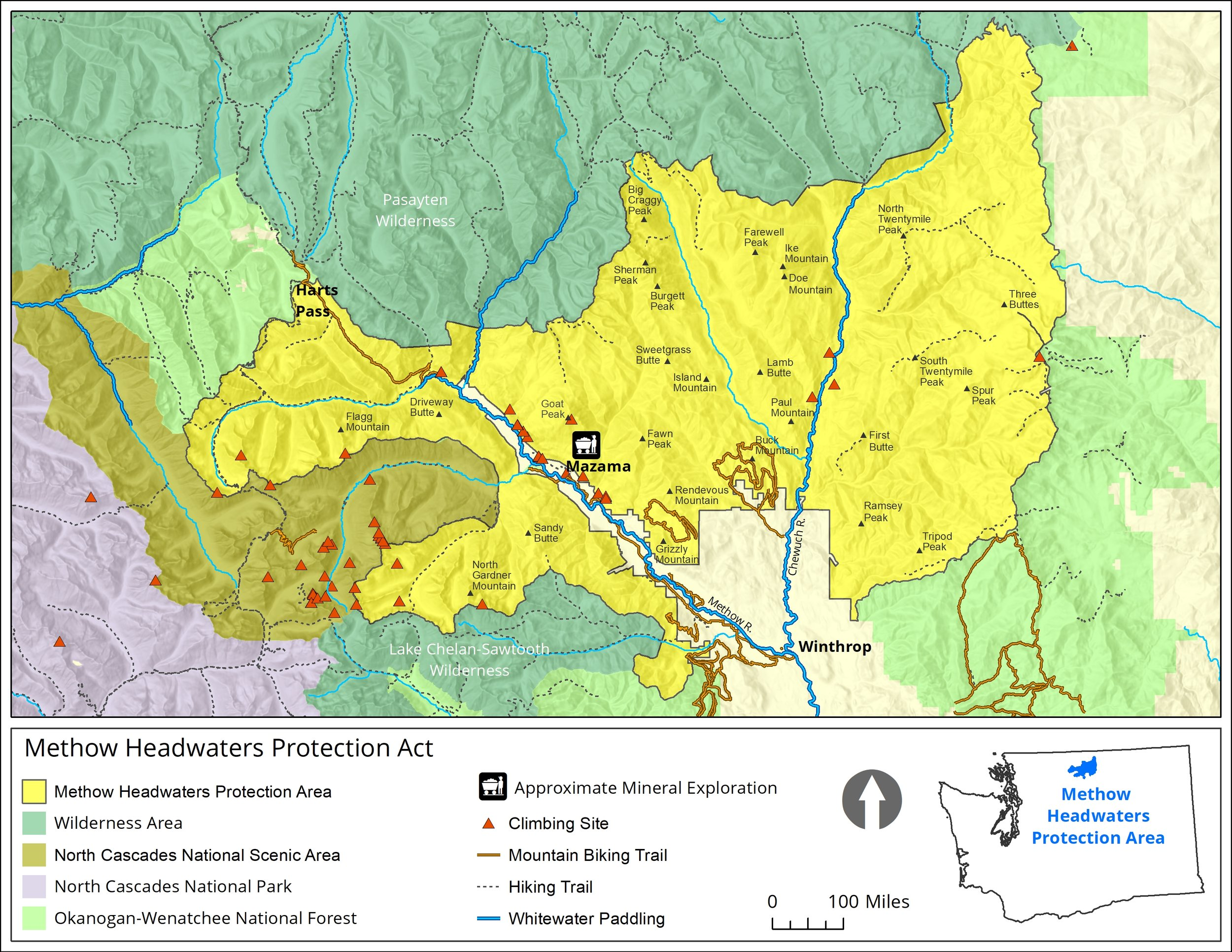 Methow Headwaters Protection Act