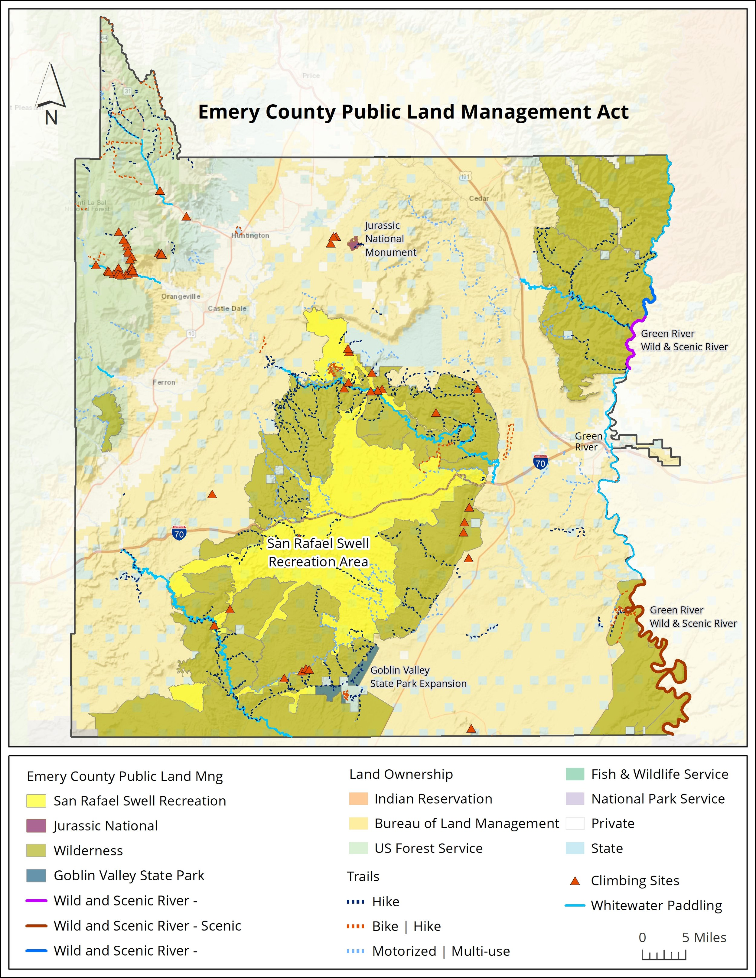 Emery County Public Land Management Act