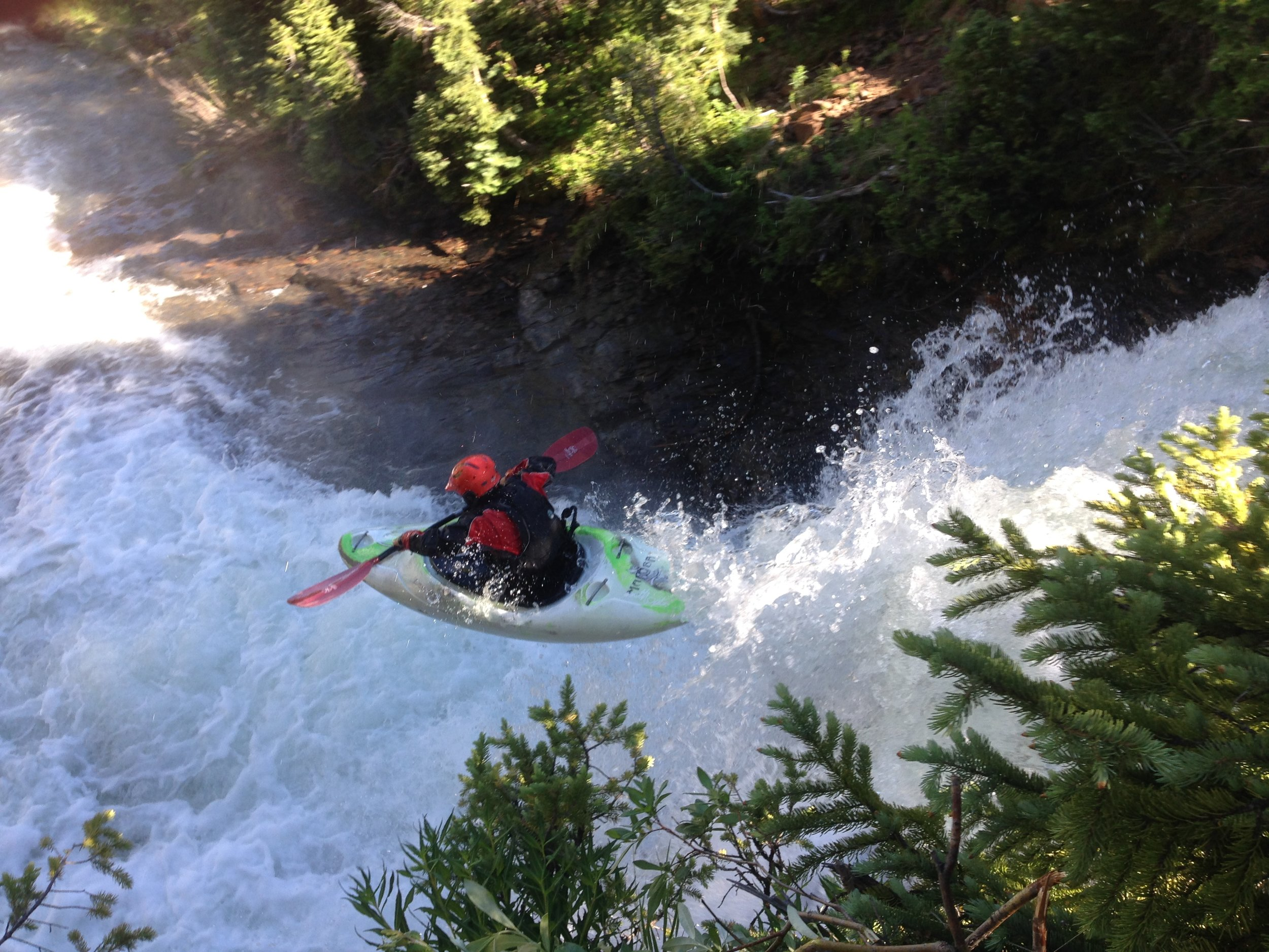 All photos courtesy of  American Whitewater