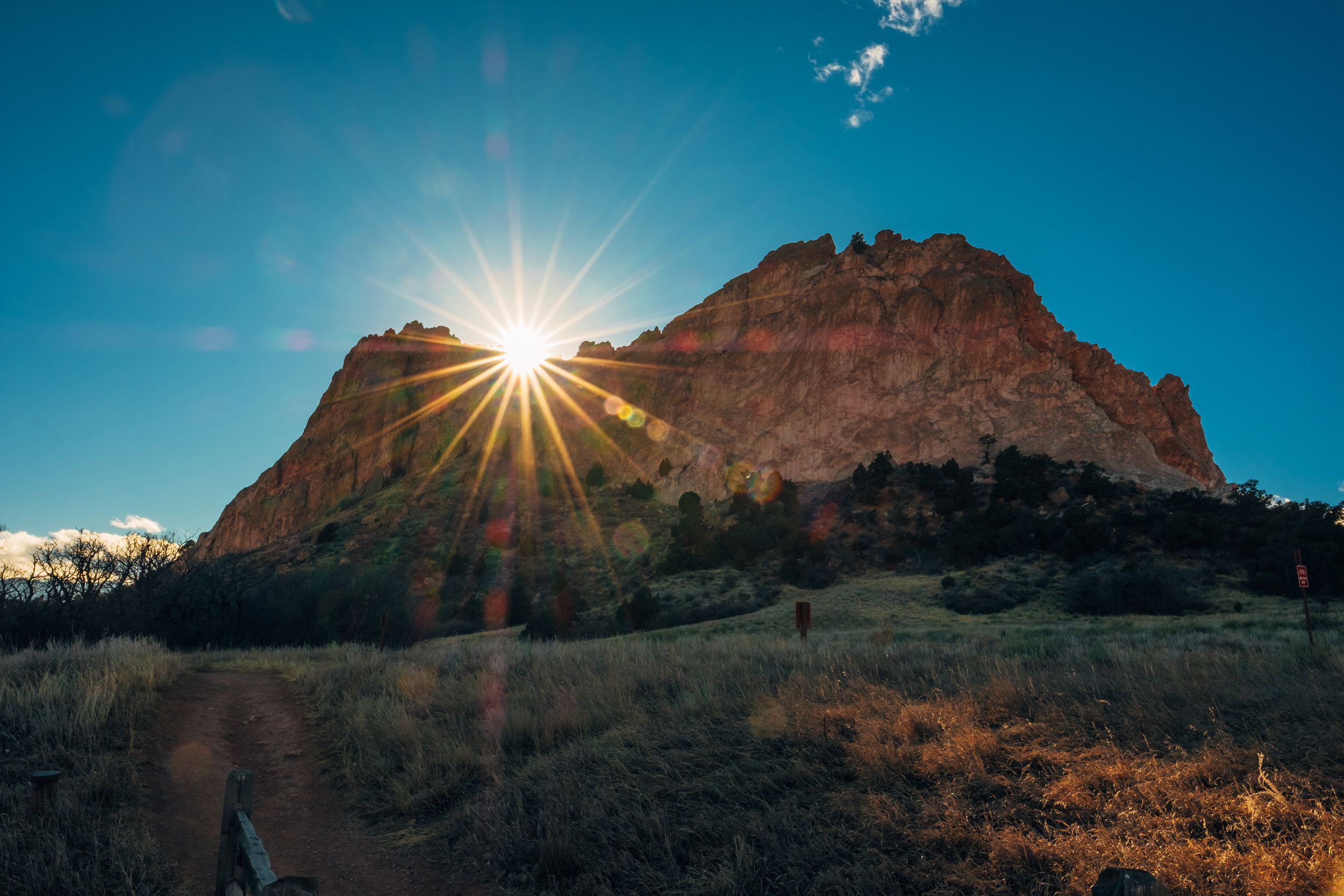 Garden of the Gods, CO. Photo credit: Tim Griffin.