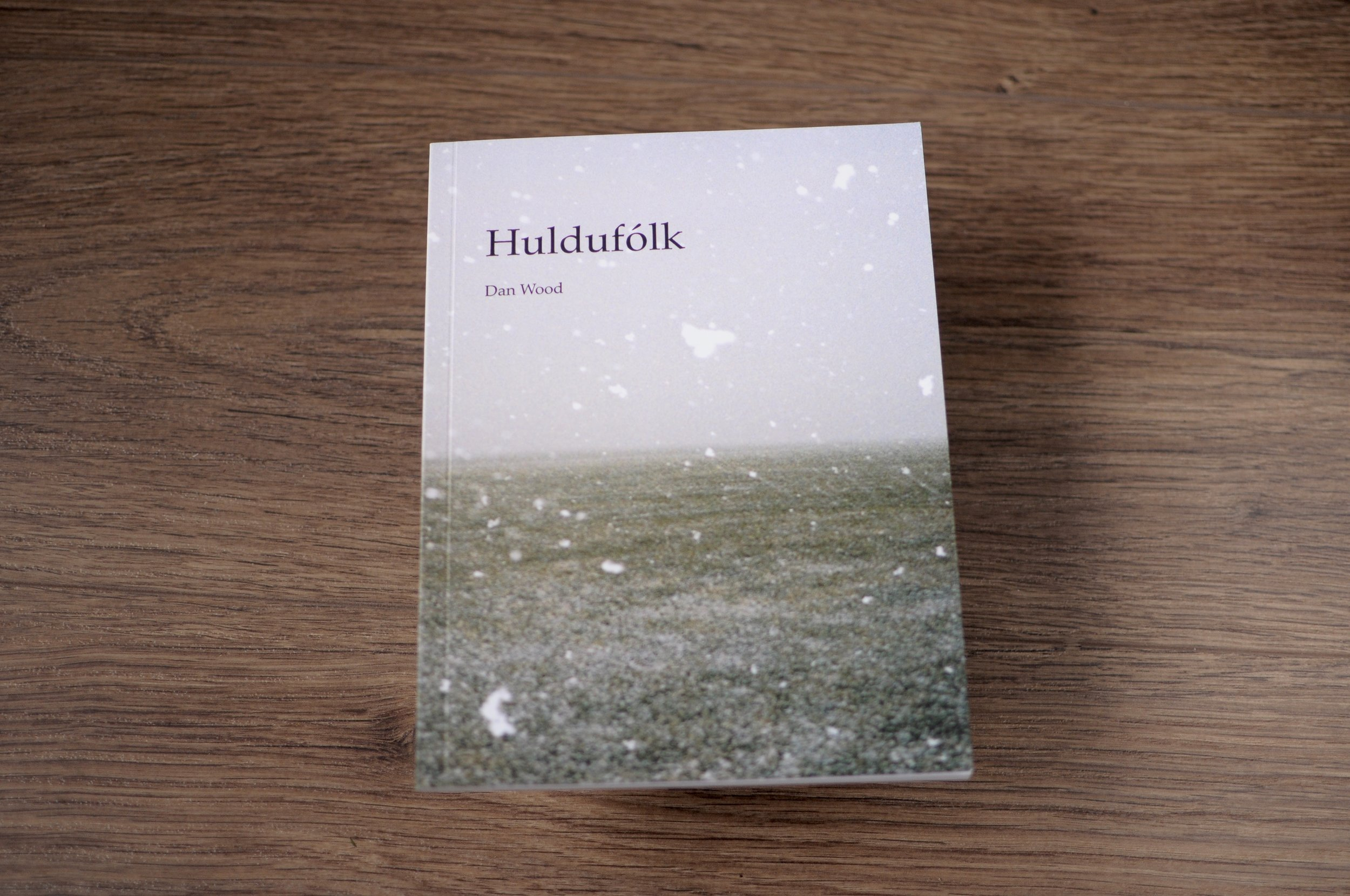SOLD OUT. Huldufolk, Self-Published, 2017