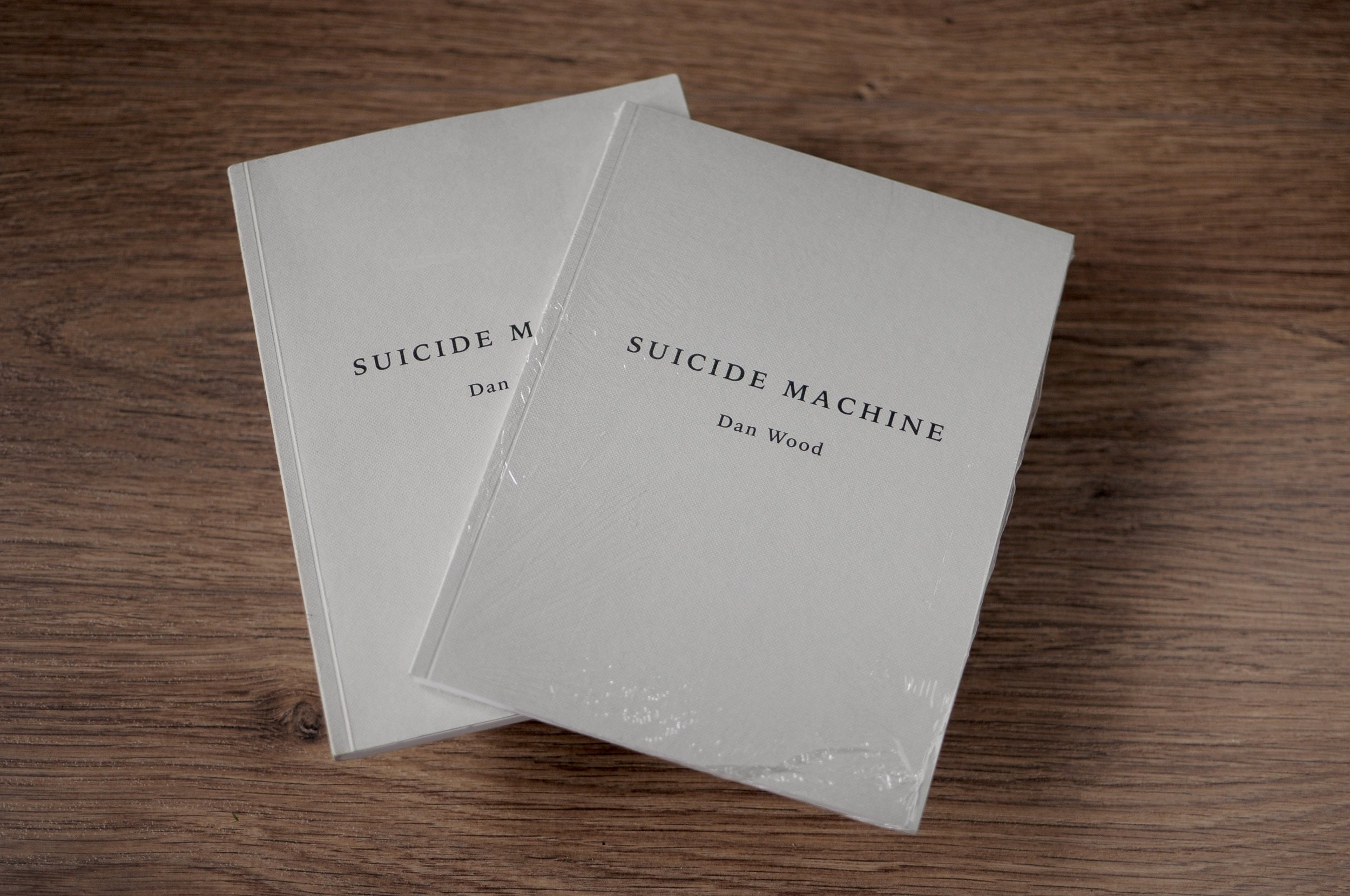 SOLD OUT. Suicide Machine, Another Place Press, 2016.