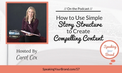 Click on image to download story structure template
