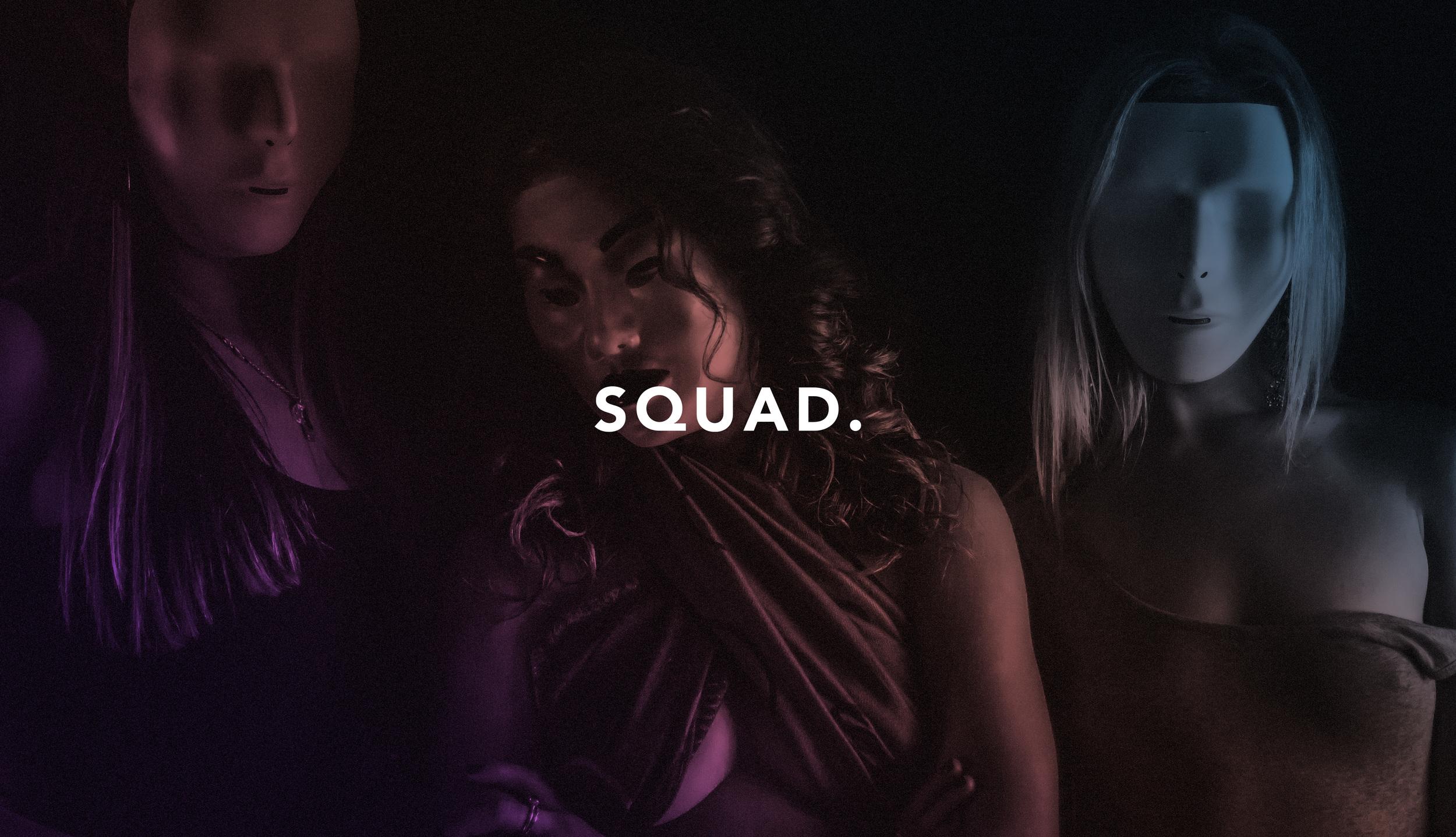 Masked Squad