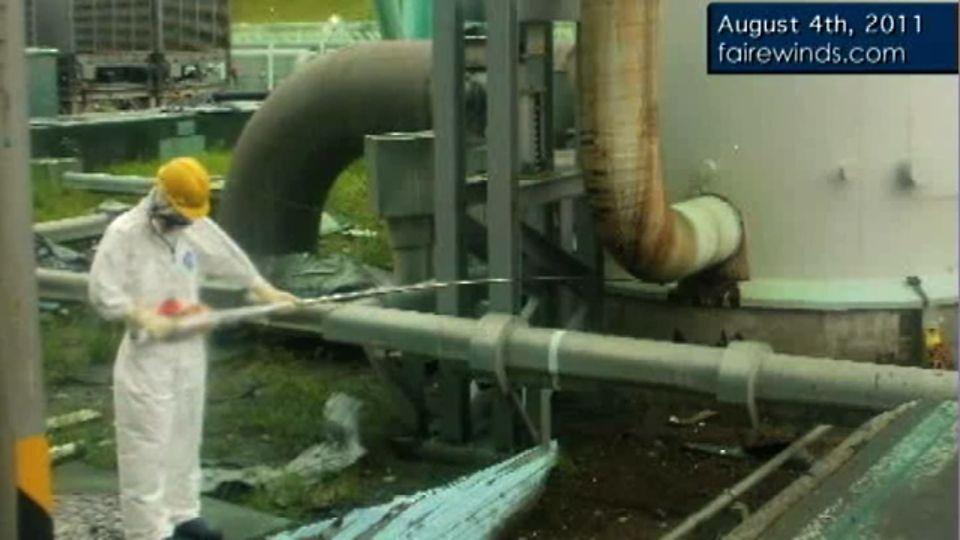 Fairewinds Energy - Lethal levels of radiation at Fukushima Daiichi