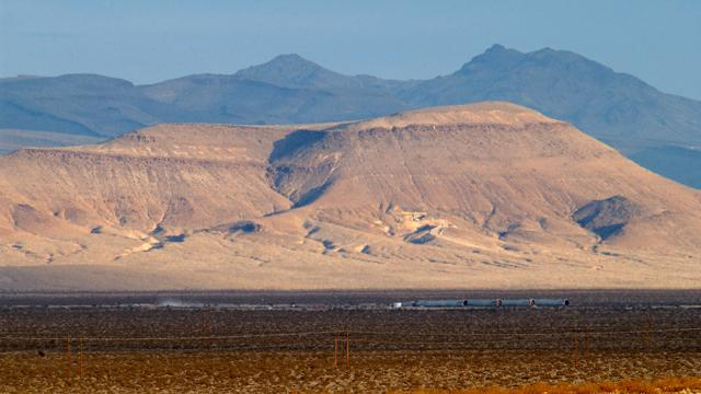 Yucca Mountain. Photo Source: Getty Images