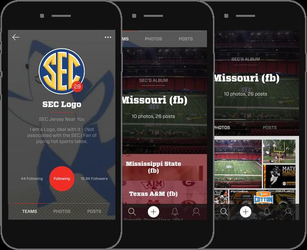 See SEC Logo's full fancred profile