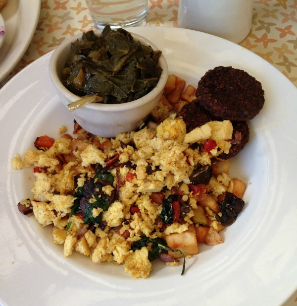 The Asheville Scramble at Mayfel's