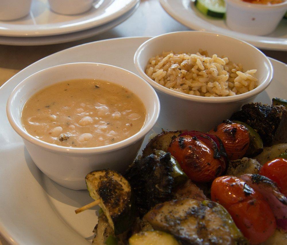 Zoe S Kitchen Vegan Options In Bearden And Turkey Creek