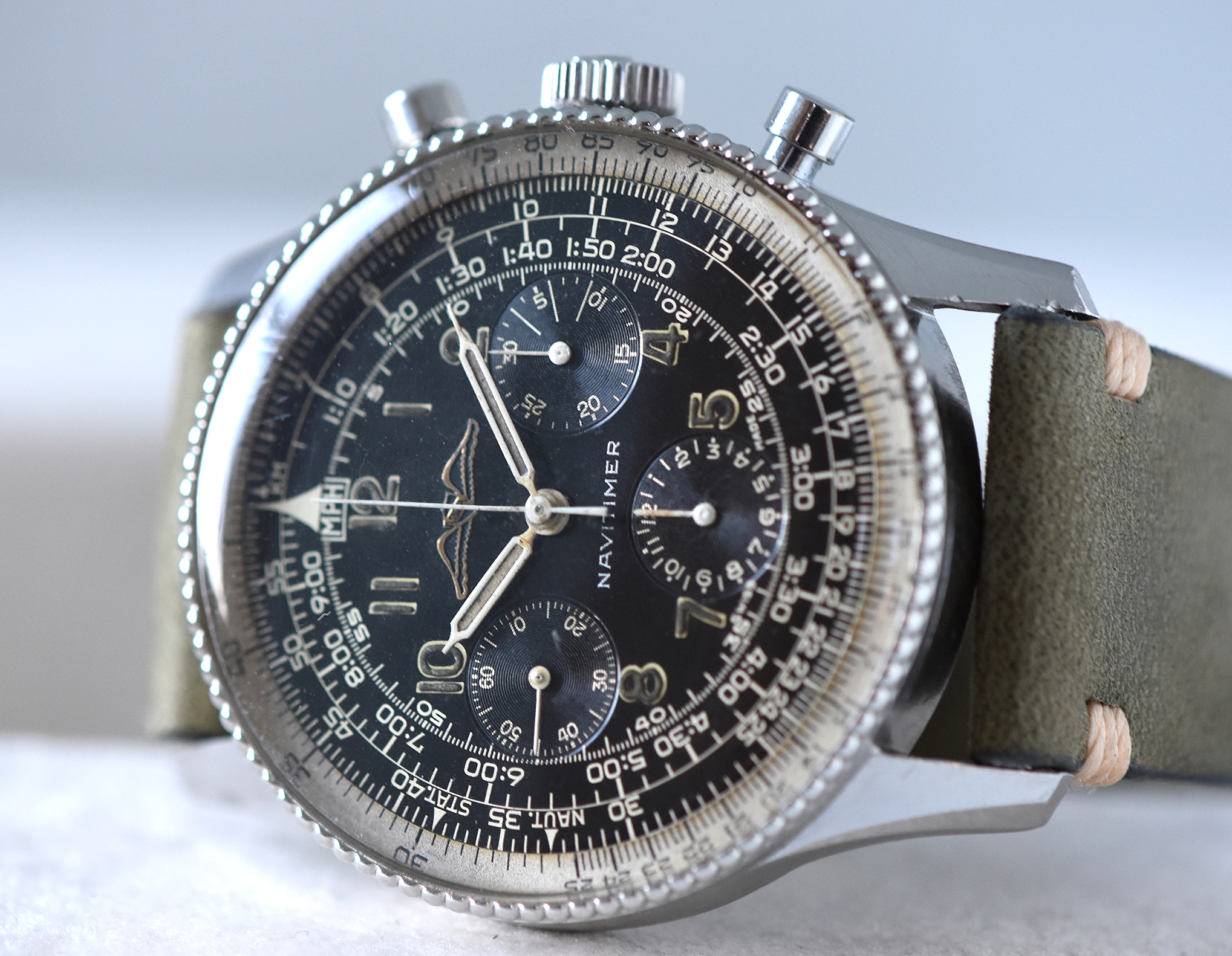 Breitling Early Navitimer Ref. 806   SOLD