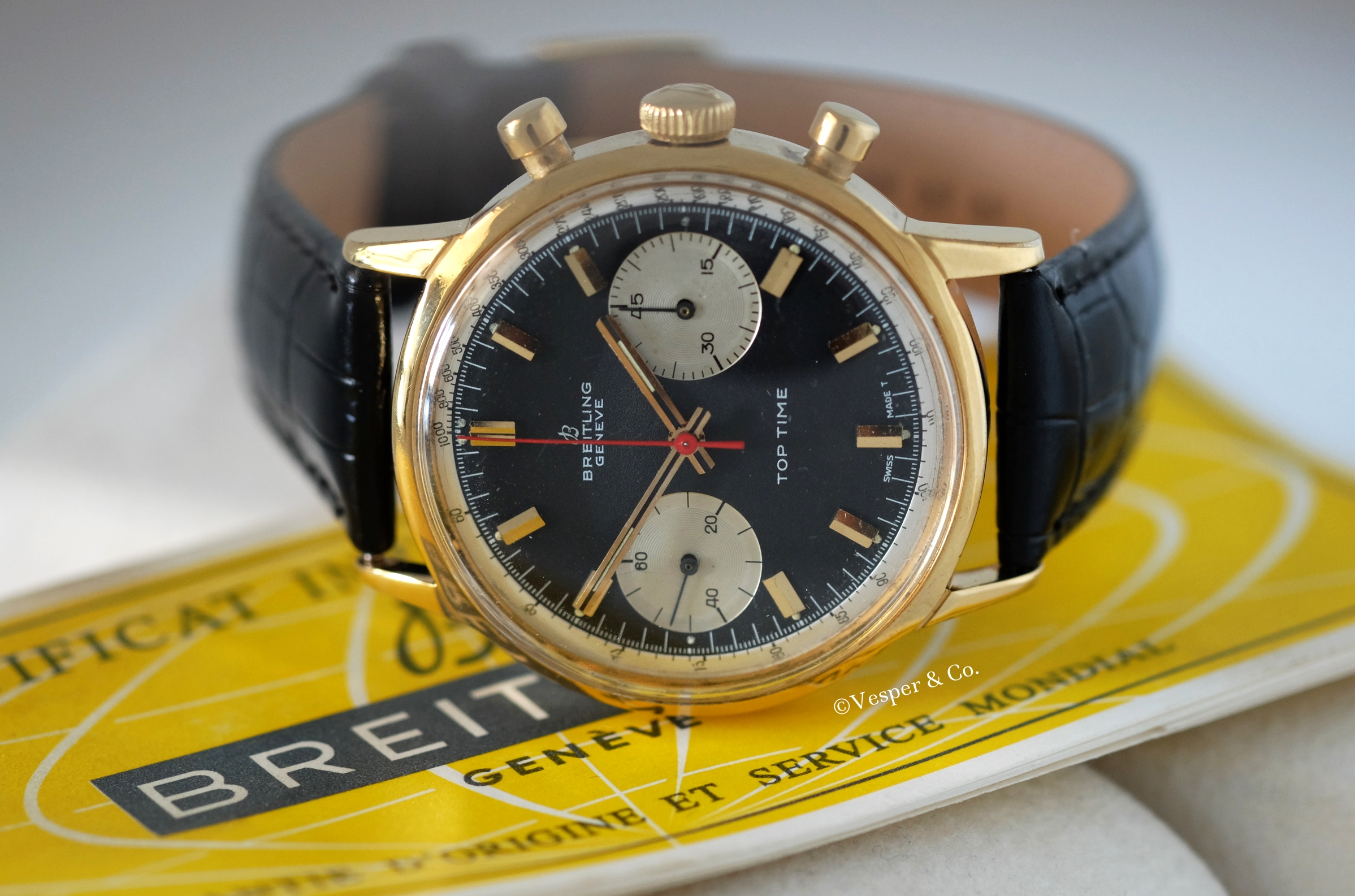 Breitling Top Time Ref. 2000-33   SOLD