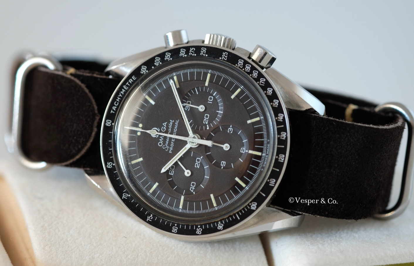 Speedmaster Professional Tropical 145.022-69ST   SOLD