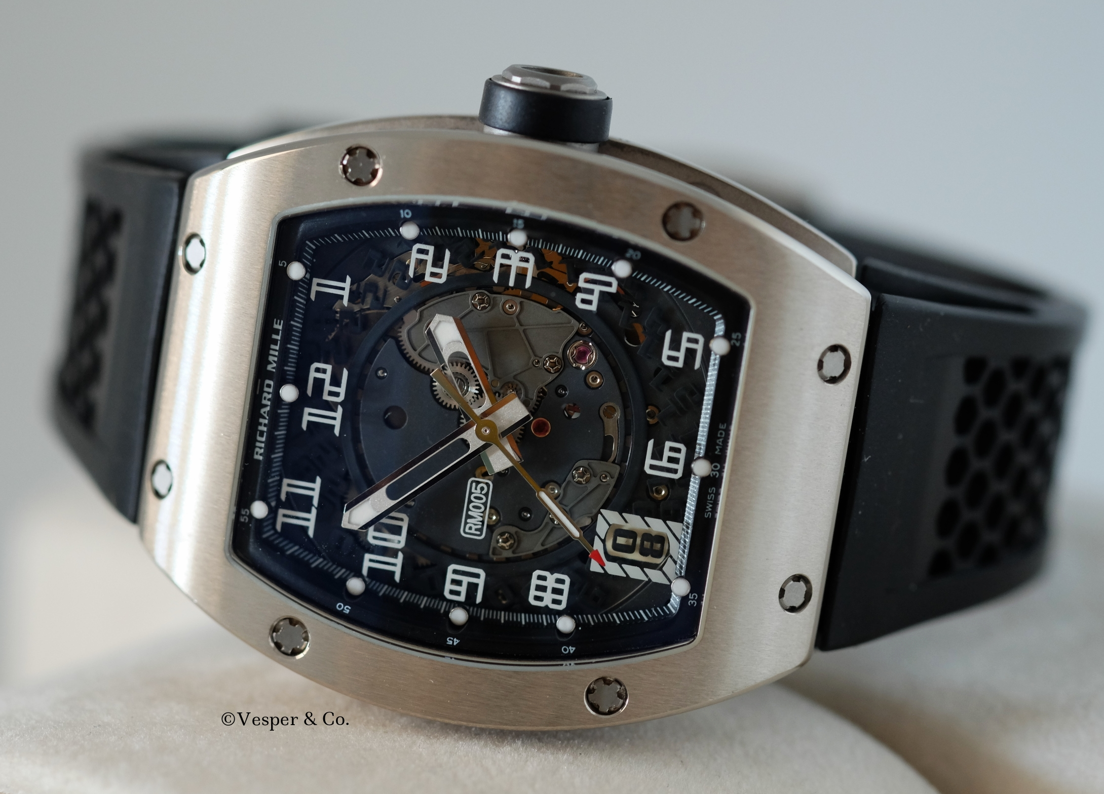 Richard Mille RM005   SOLD