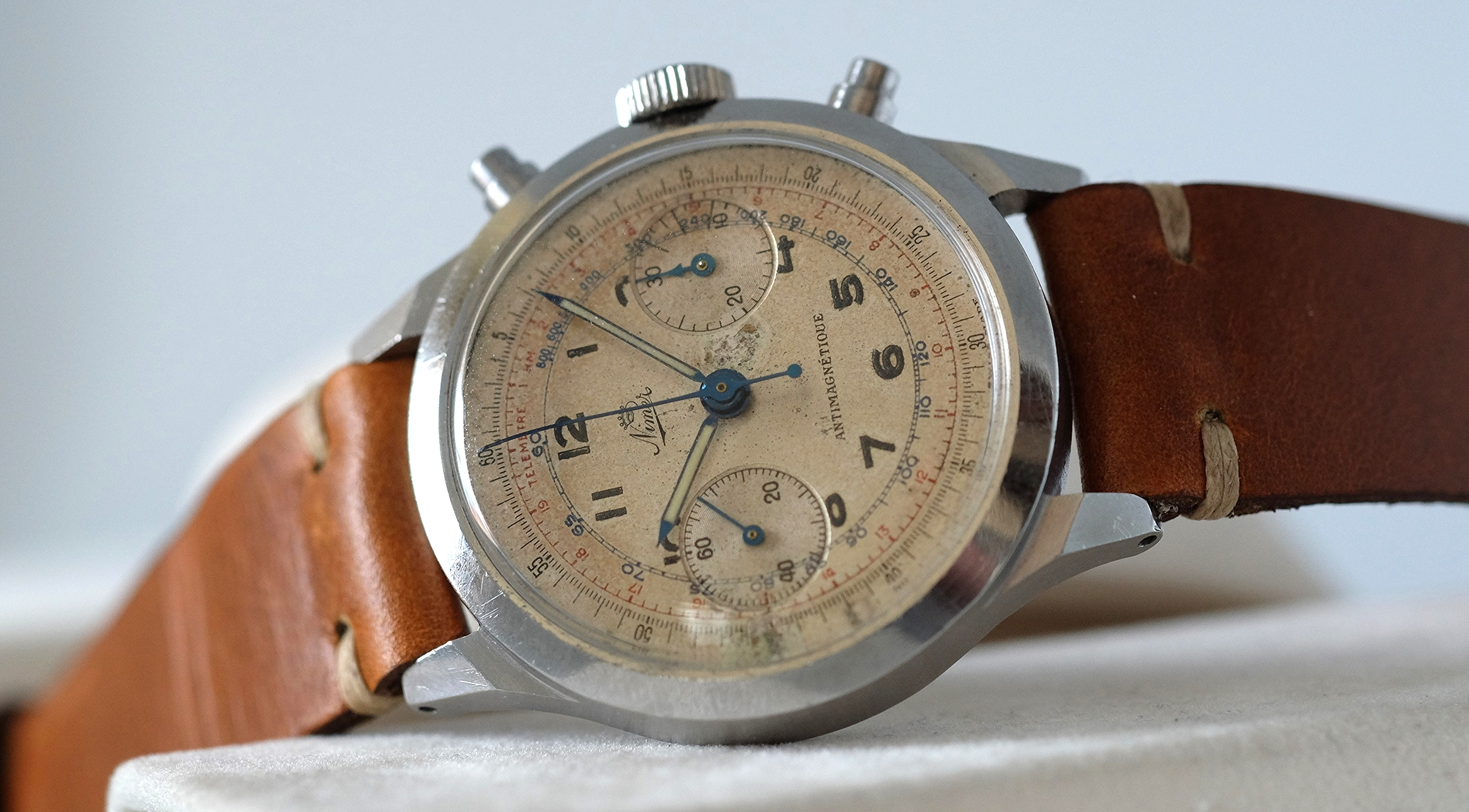 Nimer Chronograph   SOLD