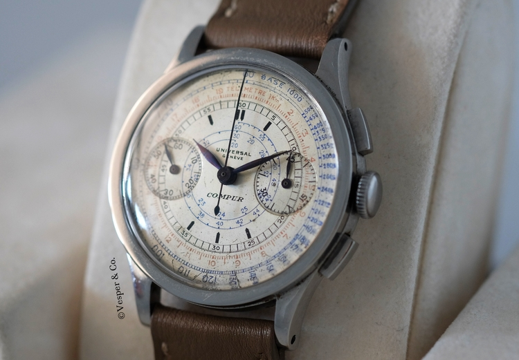 Compur Chronograph 1960's   SOLD