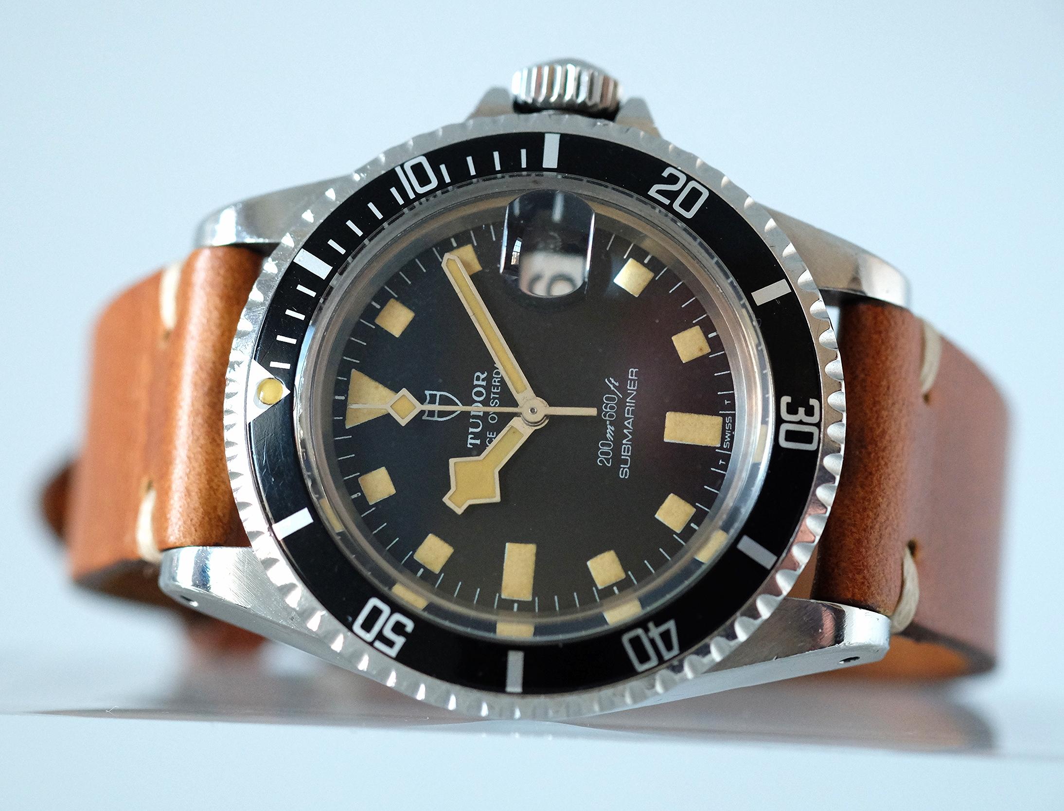 "Tudor ""Snowflake"" Submariner Ref. 9411/0   SOLD"
