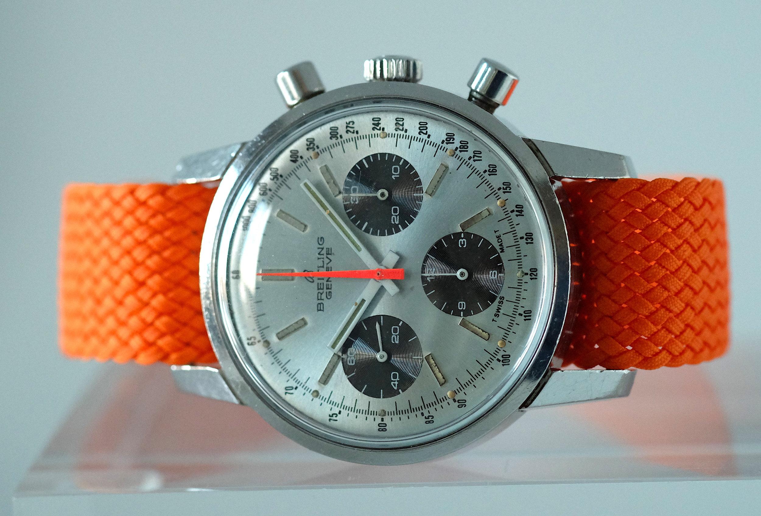 Breitling-Chronograph