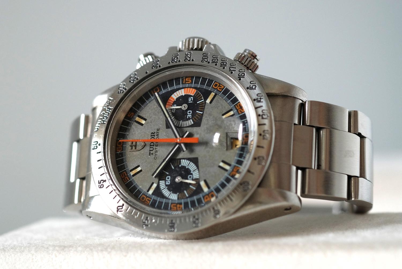 """Tudor """"monte-Carlo"""" Chronograph Ref. 7159   SOLD"""