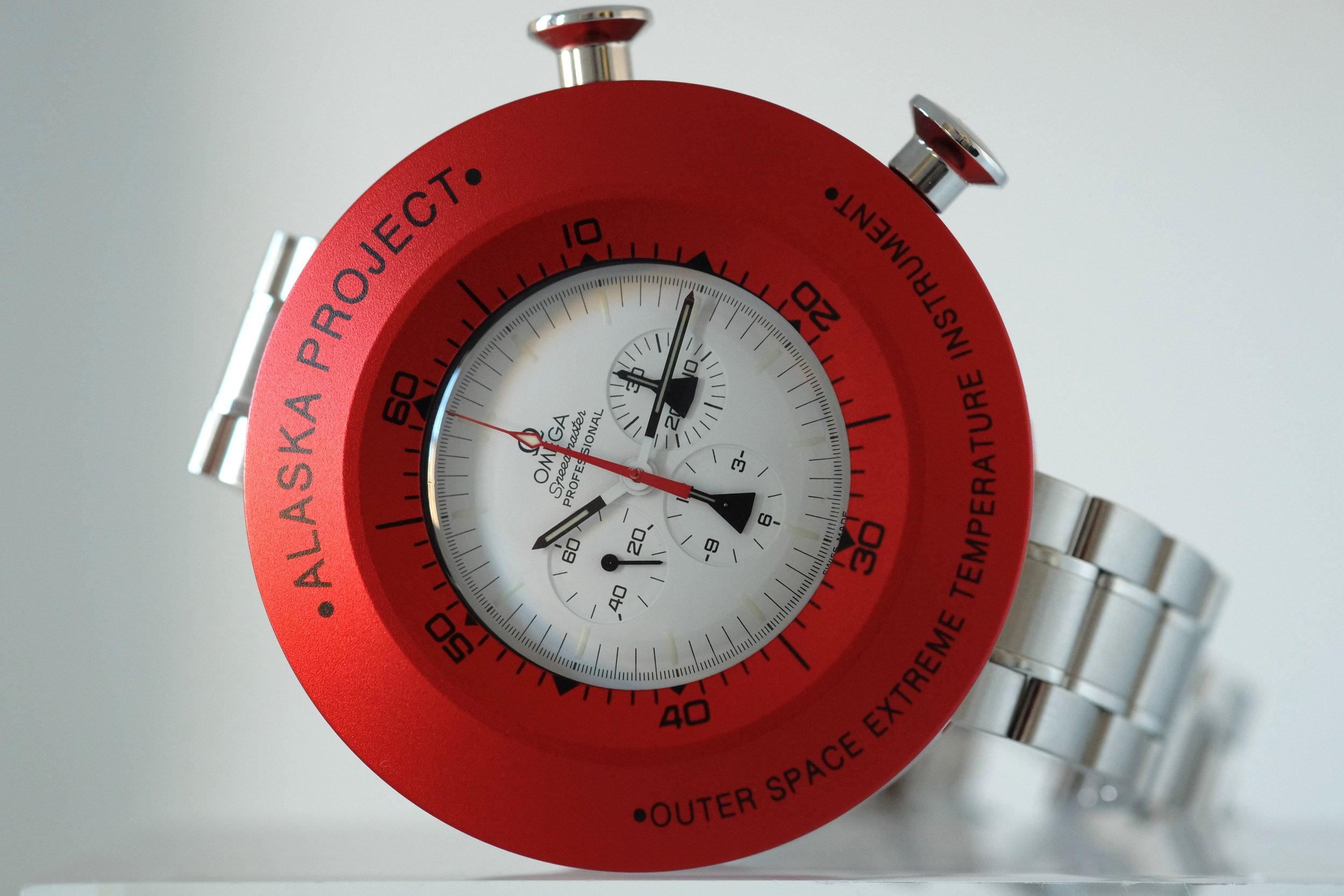 Speedmaster Professional Alaska Project   SOLD