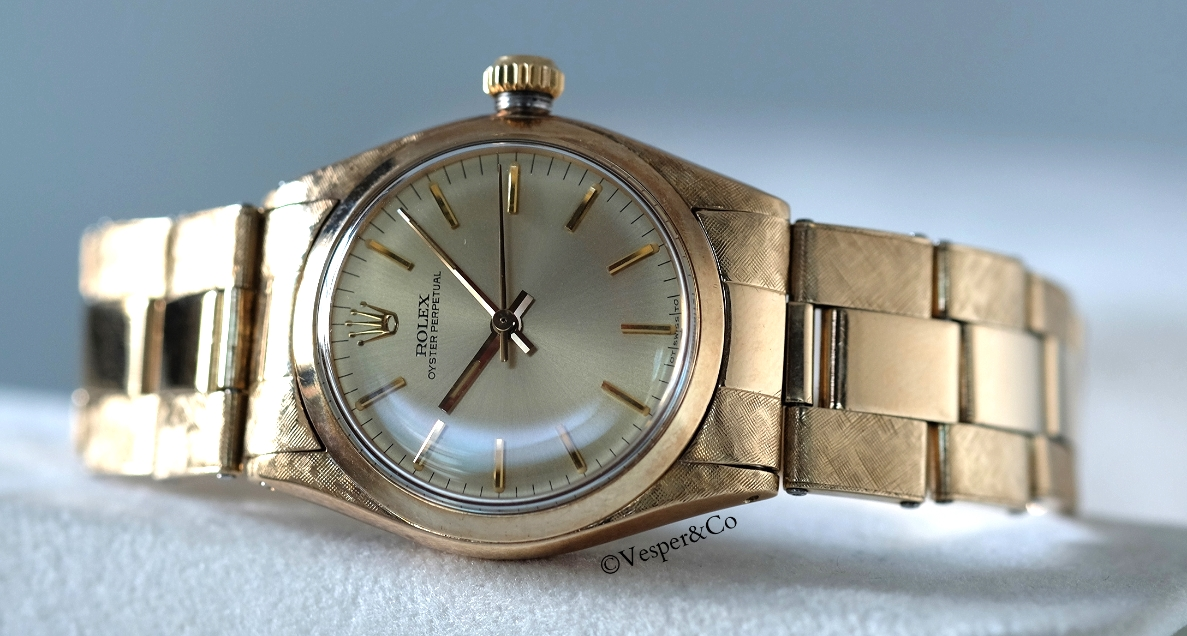 Rolex Oyster Perpetual Oyster Ref. 6551   Sold