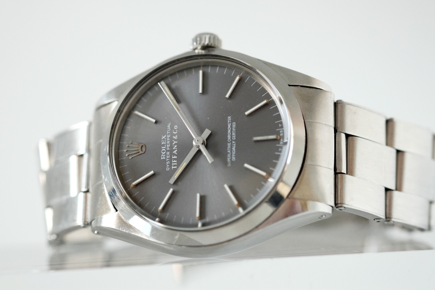 Rolex Oyster Tiffany & Co. Ref. 1002   SOLD
