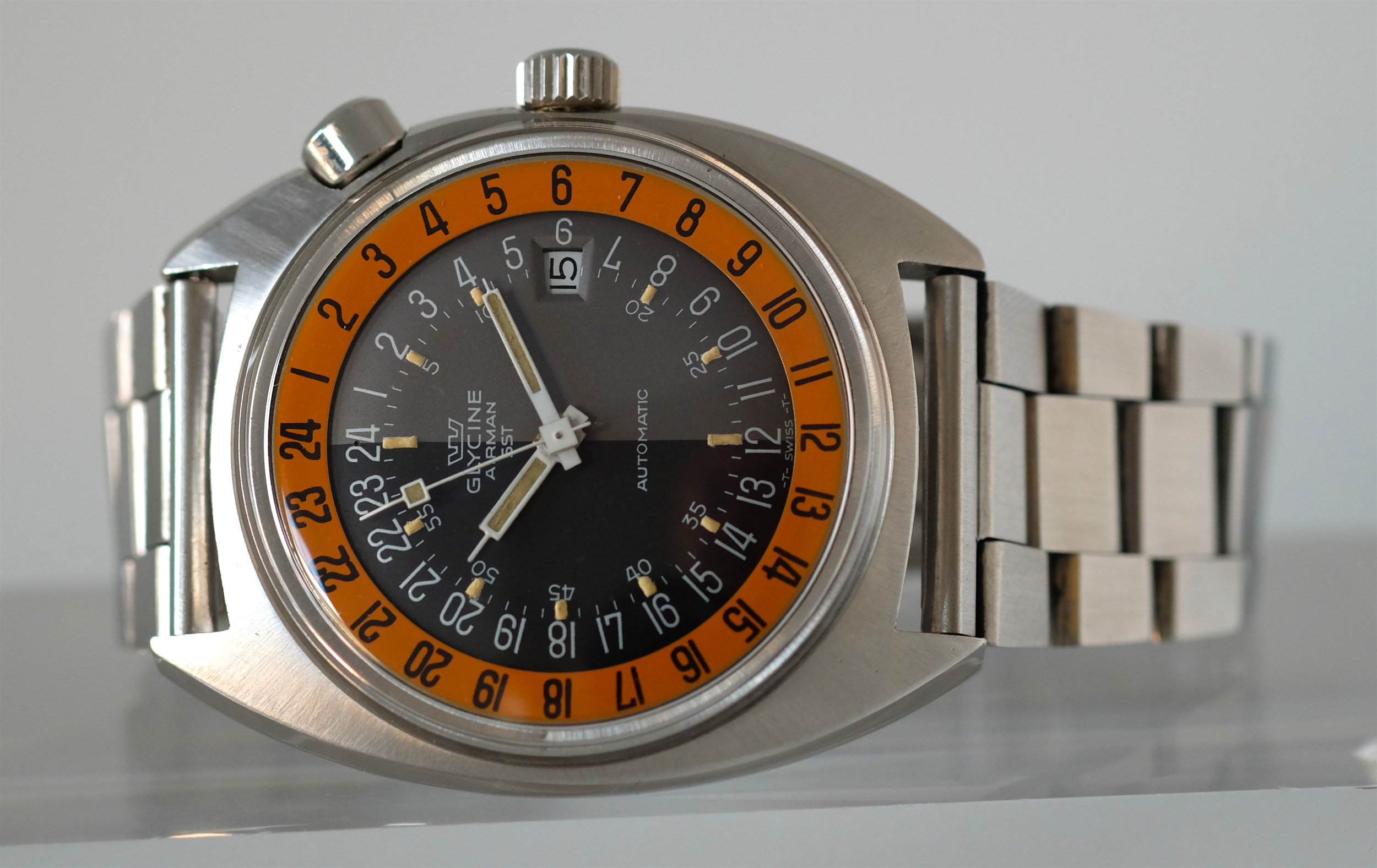 Glycine Airman SST   SOLD