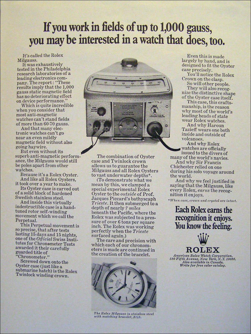 Rolex-milgauss-1019-advertising