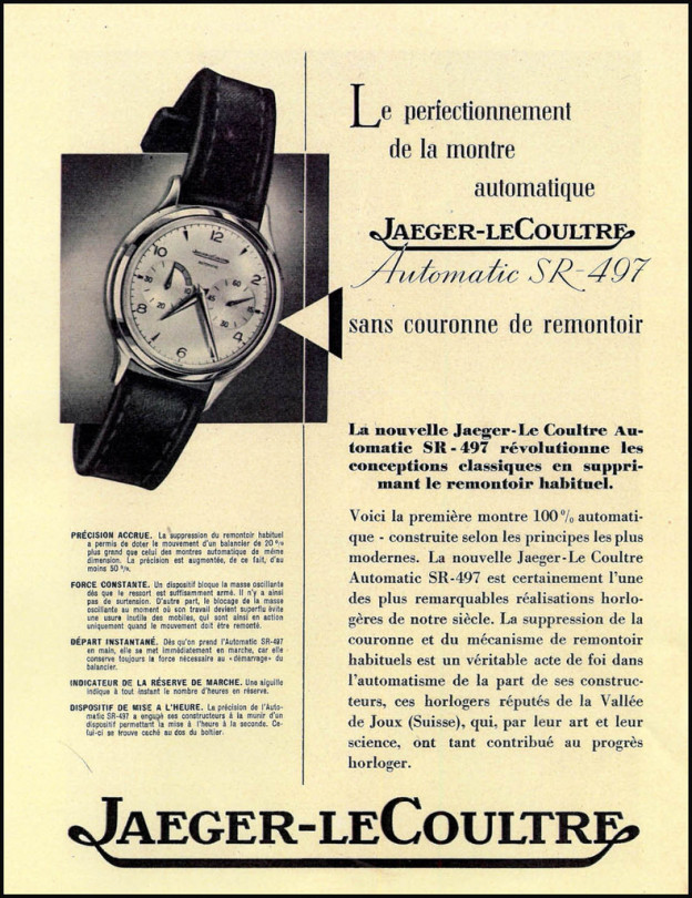 Advertising-french-Lecoultre-futurematic