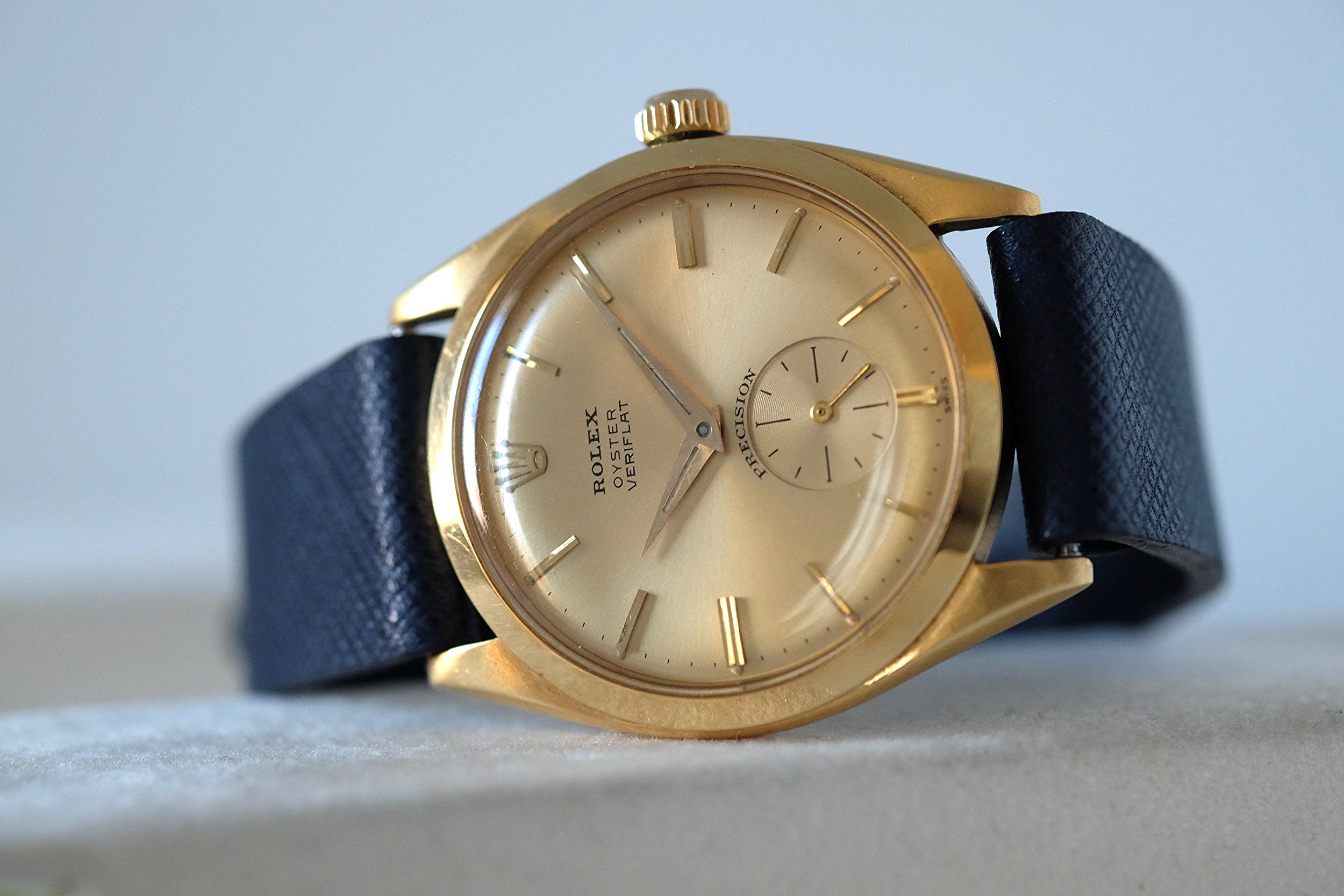 Rolex Veriflat Ref. 6512   SOLD