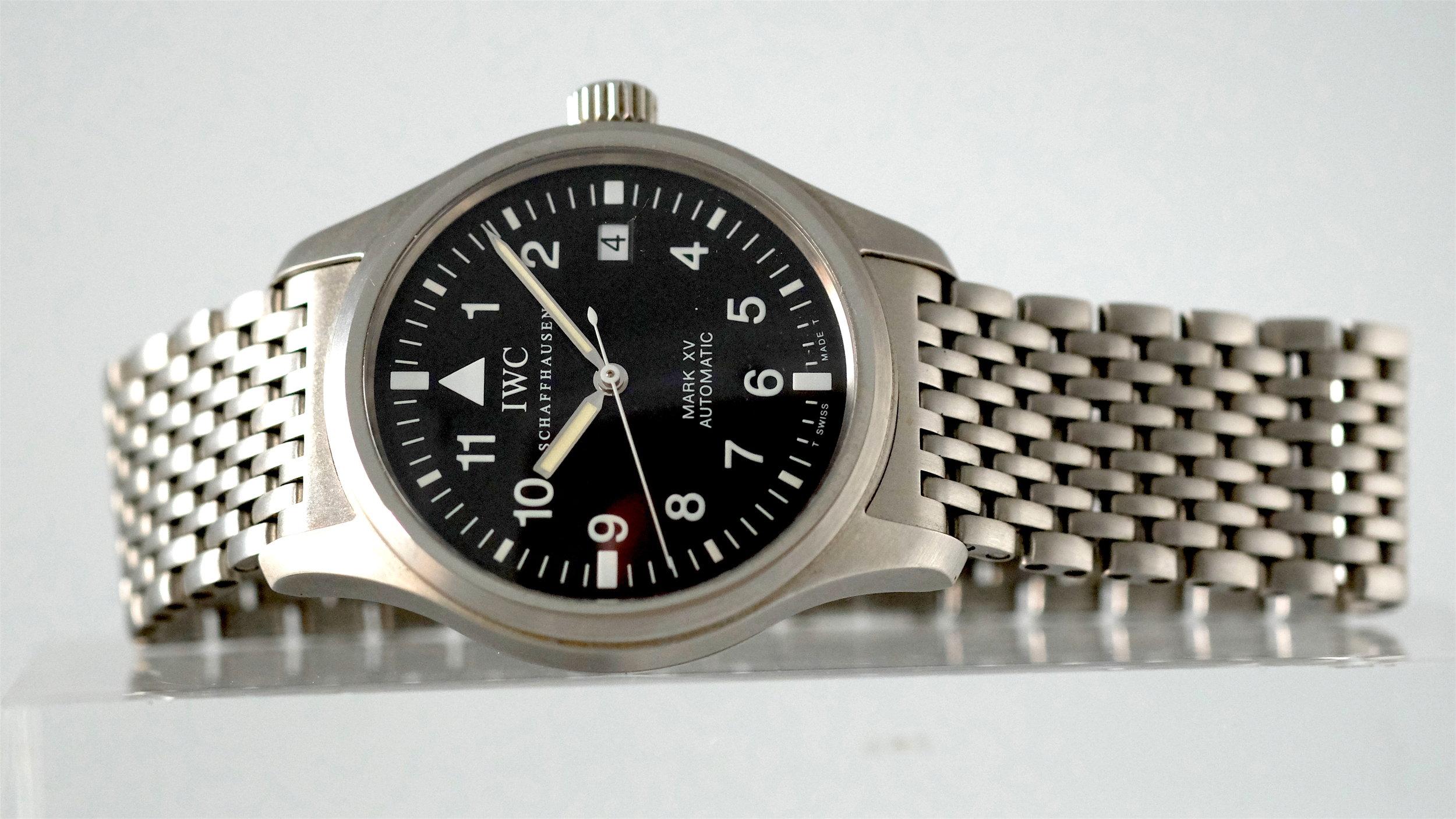 IWC Flieger Uhr Mark XV   SOLD
