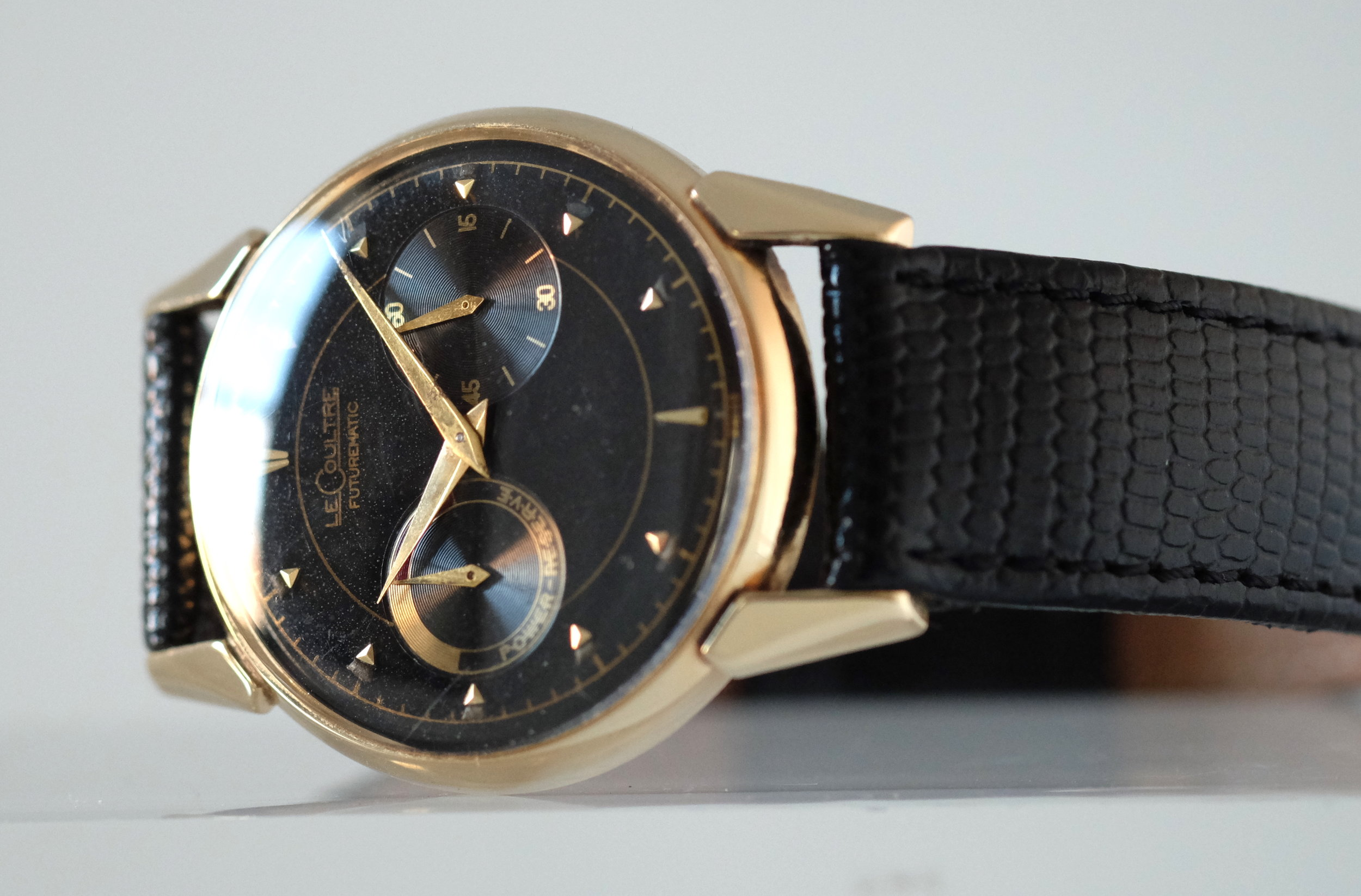 LeCoultre Futurematic   SOLD