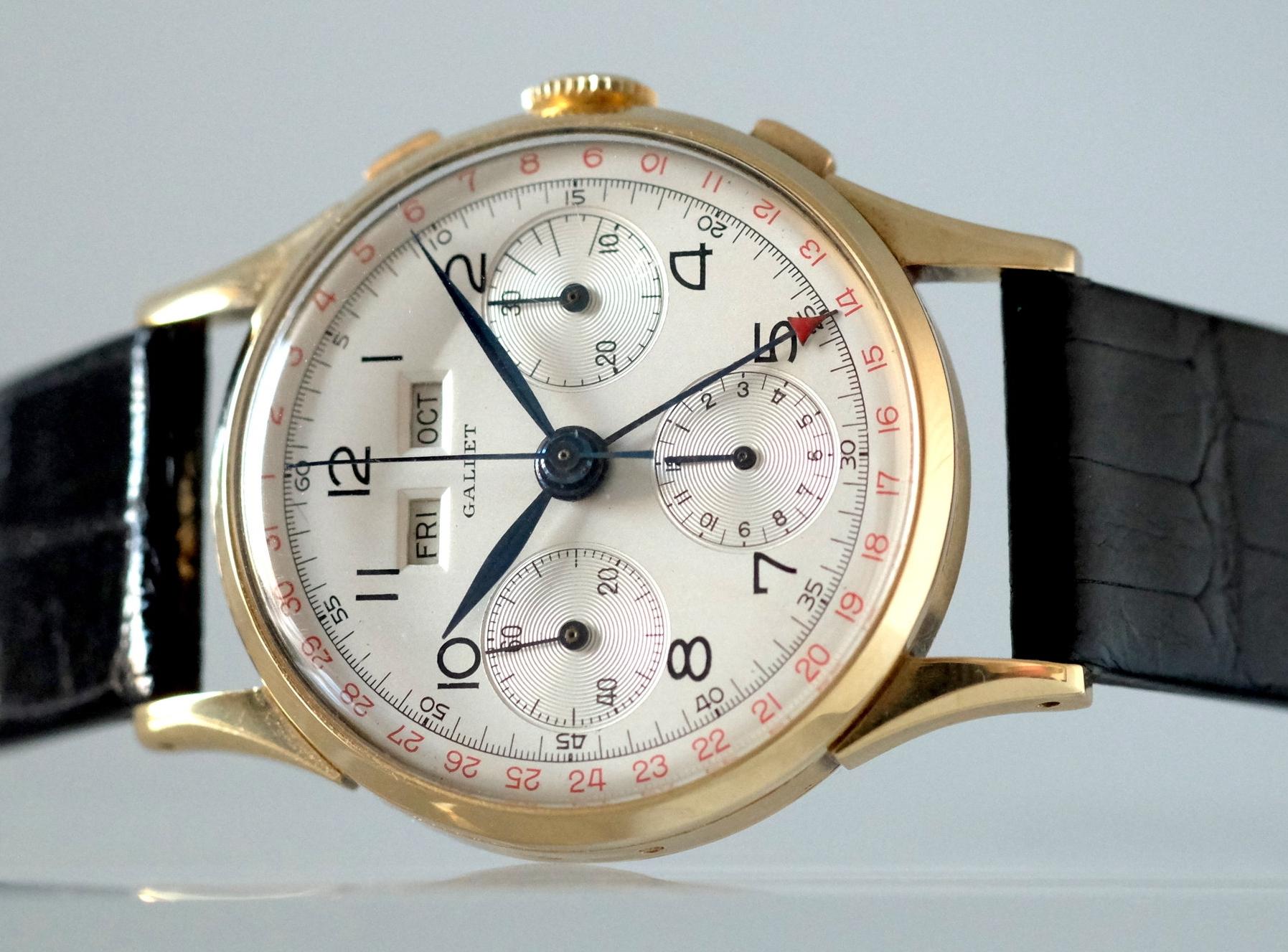 Gallet-Triple-date-Chronograph
