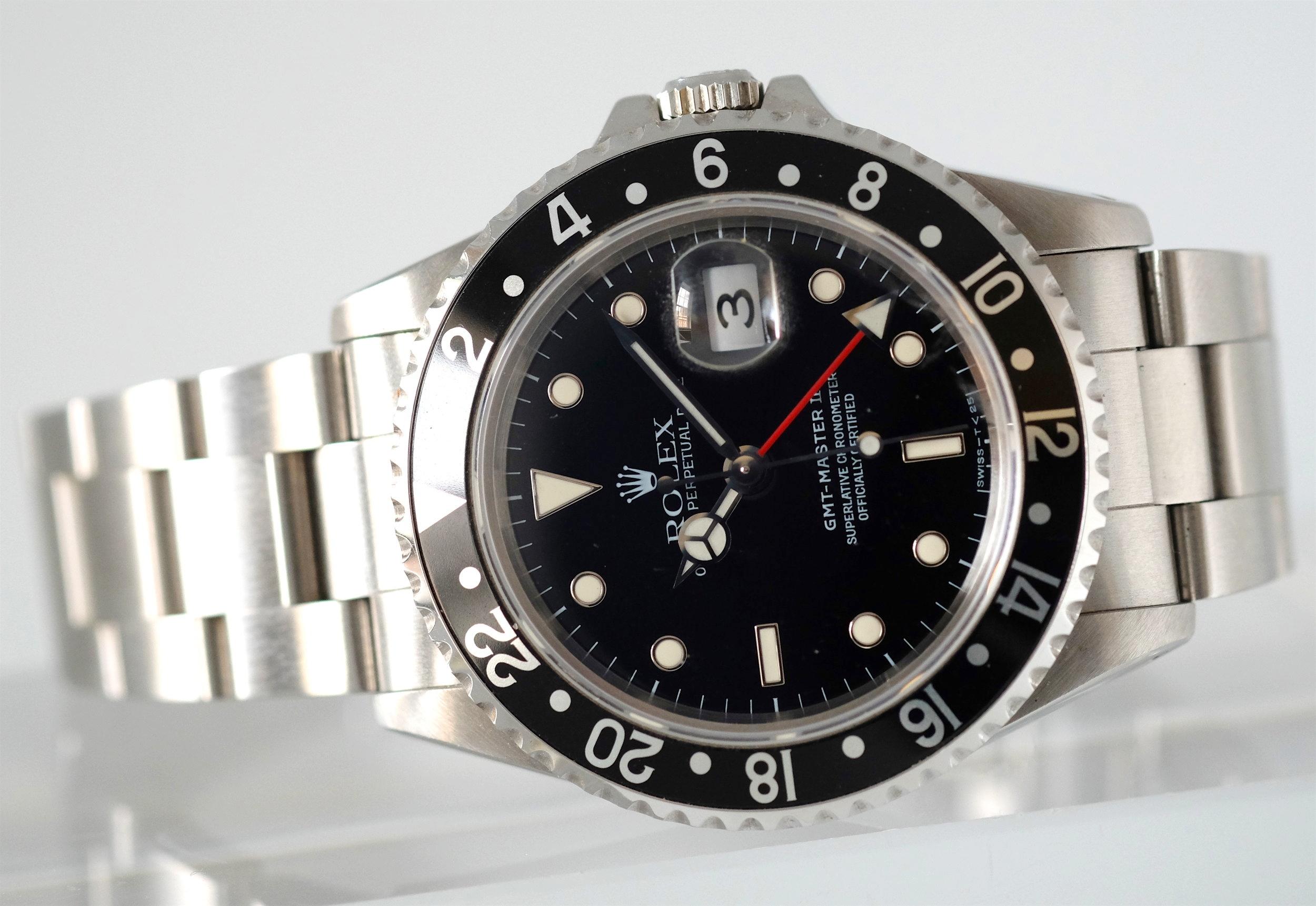 Rolex GMT II Ref. 16710   SOLD