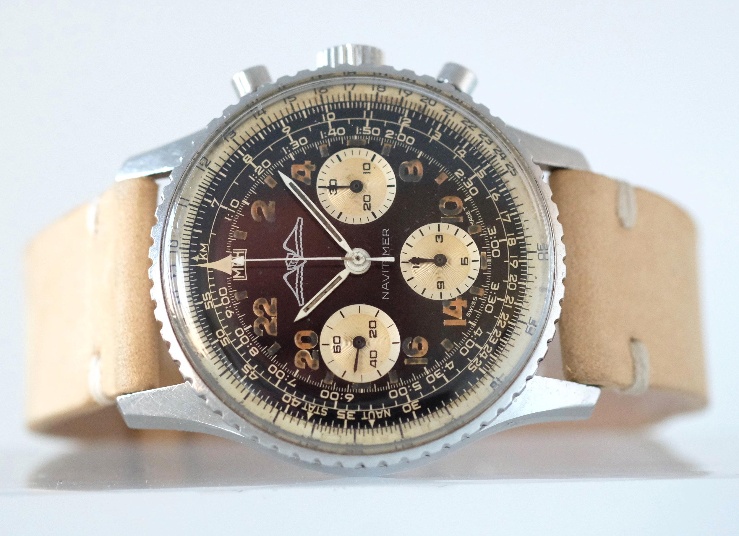 Breitling Navitimer Cosmonaute Ref. 809   SOLD