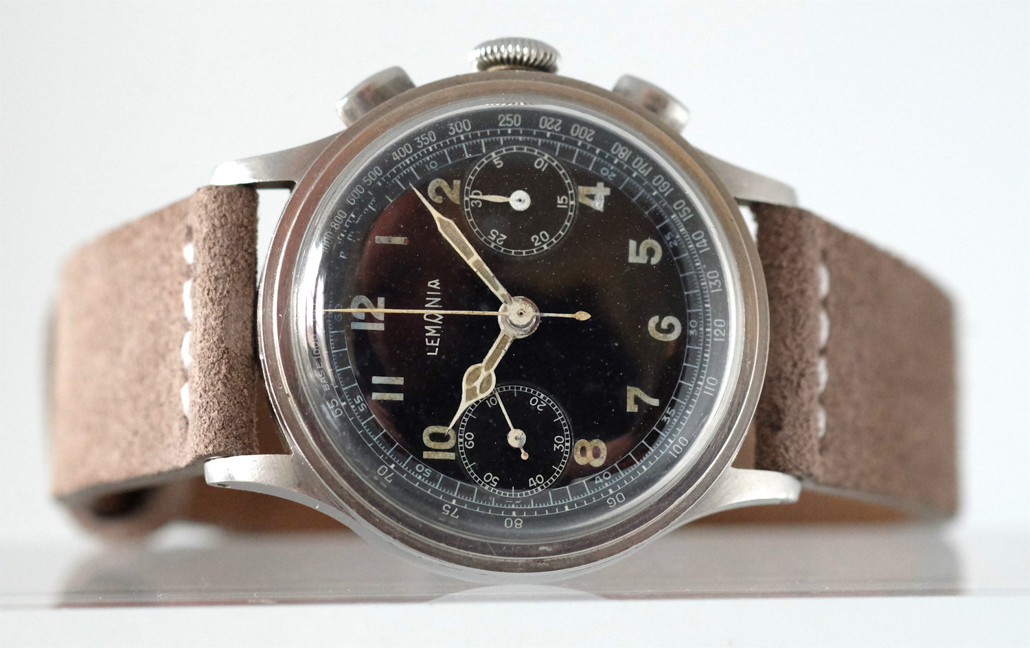 Lemania 15TL Chronograph  SOLD